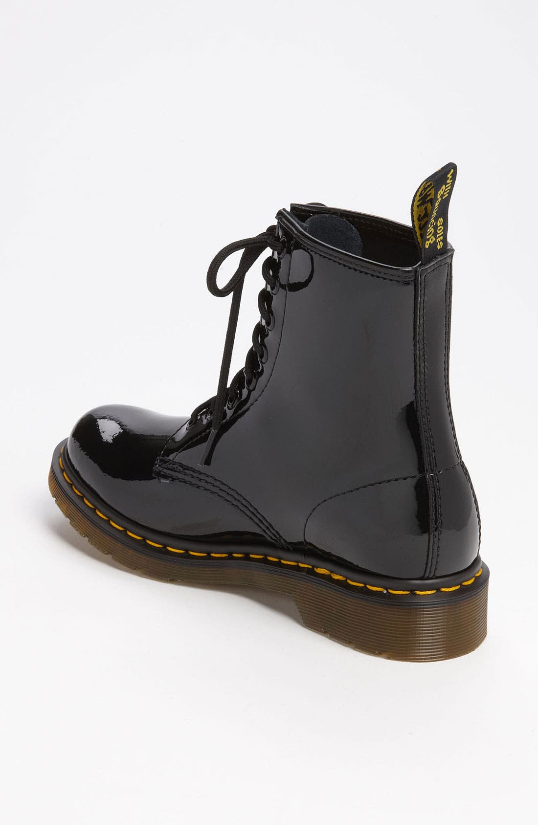 '1460' Boot,                             Alternate thumbnail 8, color,                             011