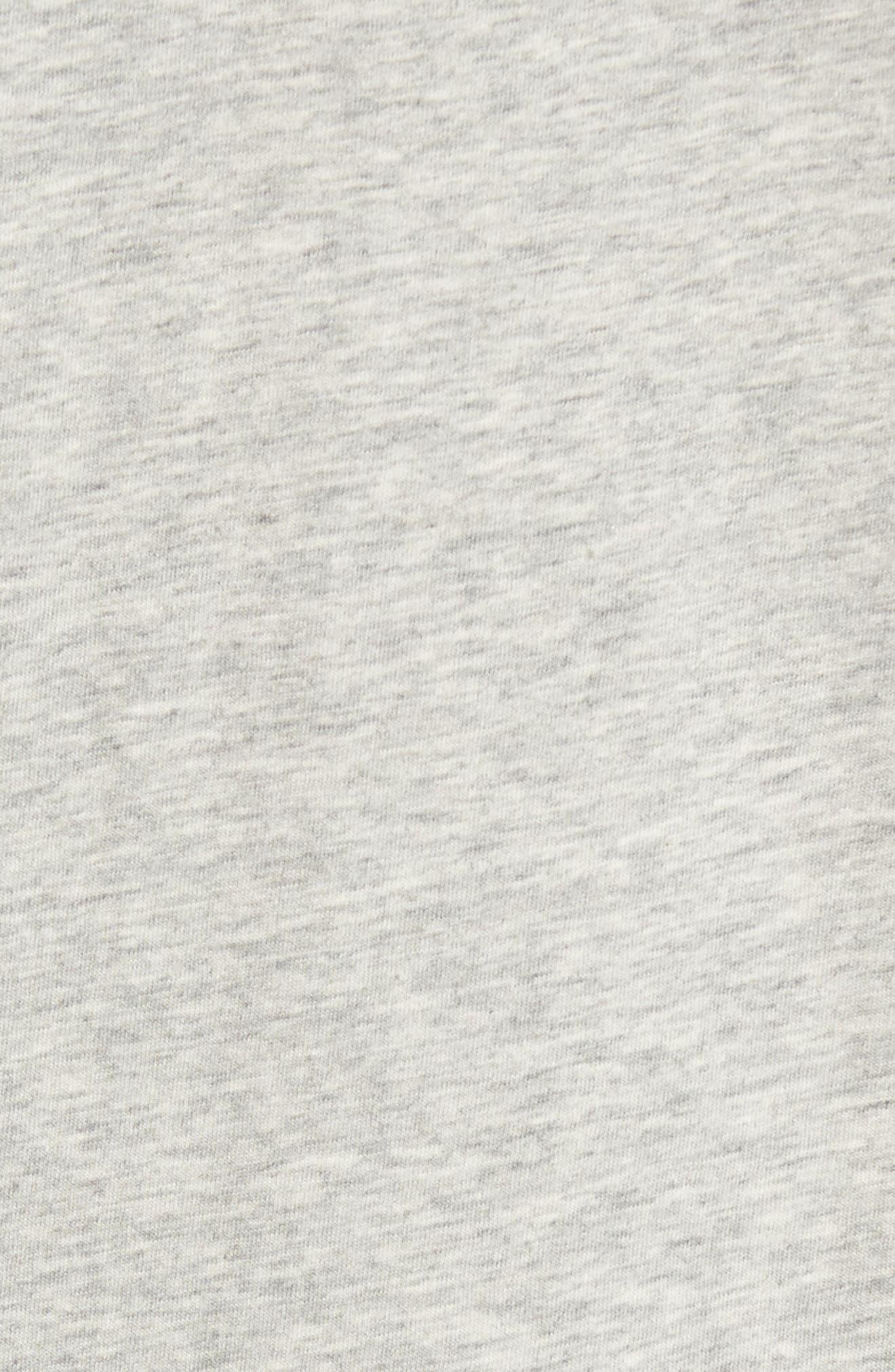 Slim Long Sleeve Henley,                             Alternate thumbnail 5, color,                             077