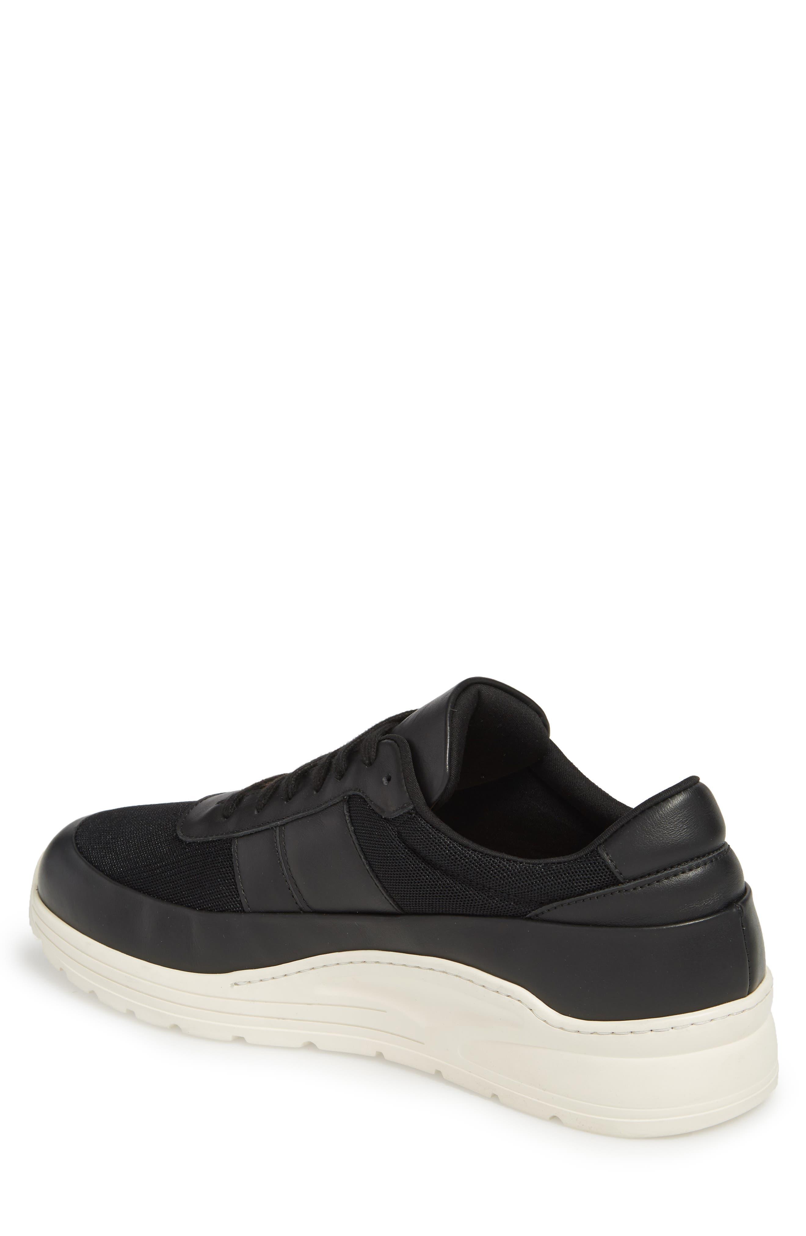 Track Super Low Top Sneaker,                             Alternate thumbnail 2, color,                             001
