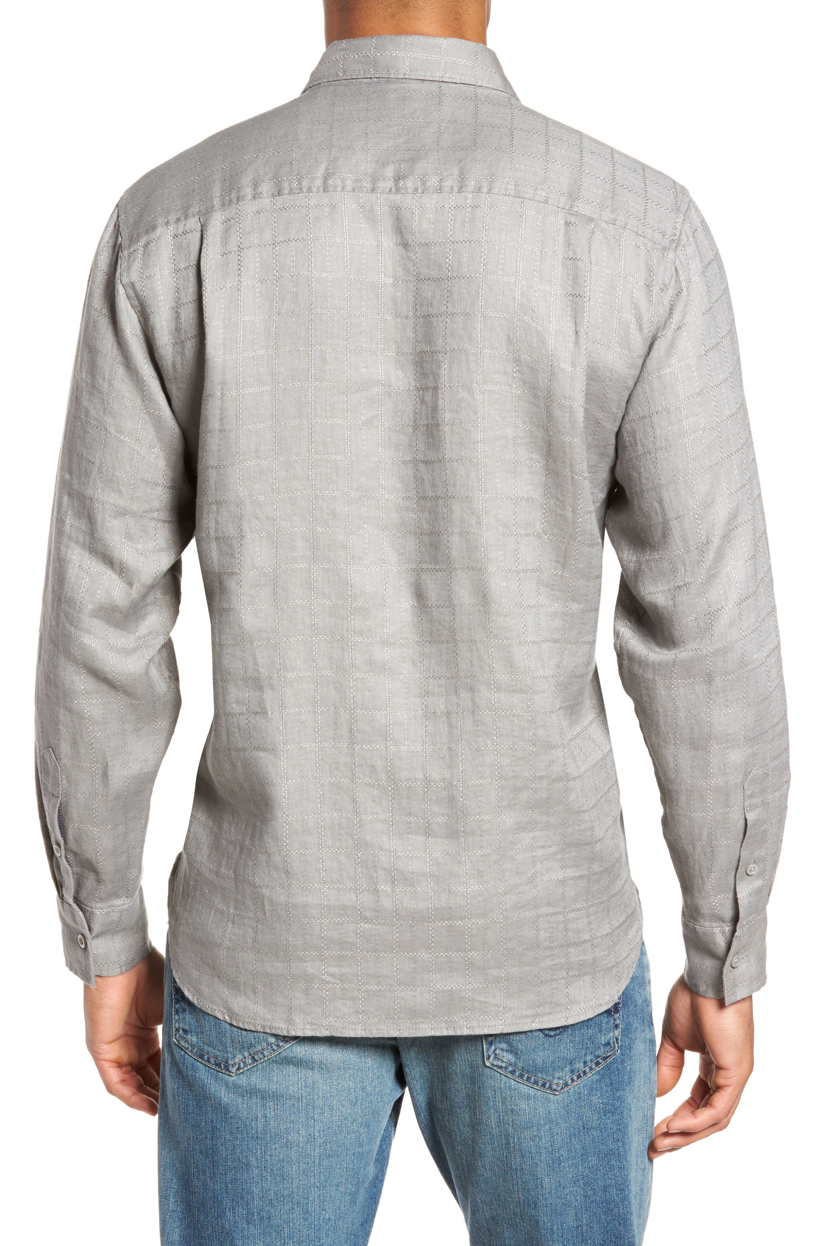 Costa Cera Linen Sport Shirt,                             Alternate thumbnail 2, color,                             050