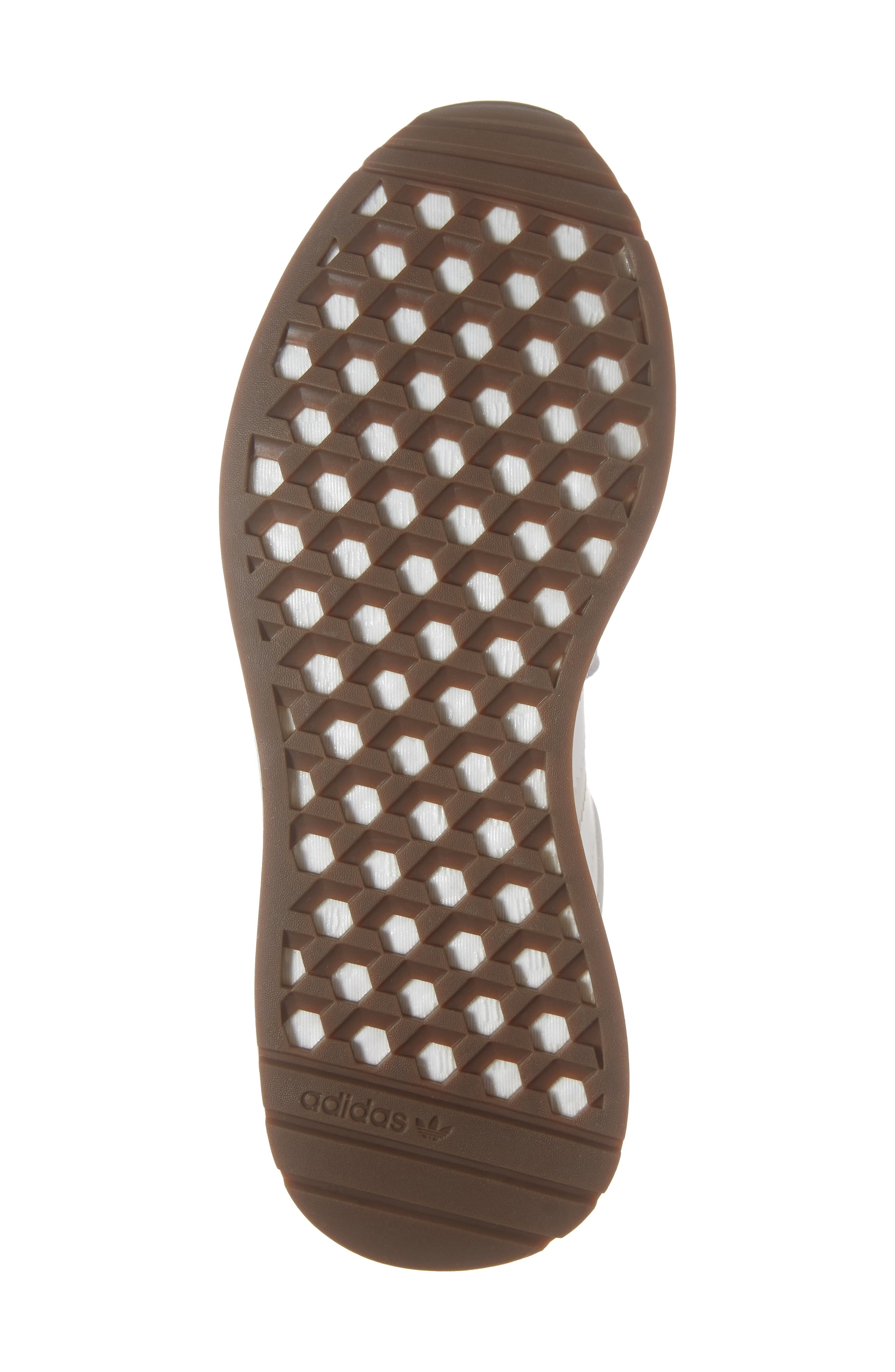 I-5923 Sneaker,                             Alternate thumbnail 6, color,                             GREY ONE/ WHITE/ GREY FIVE