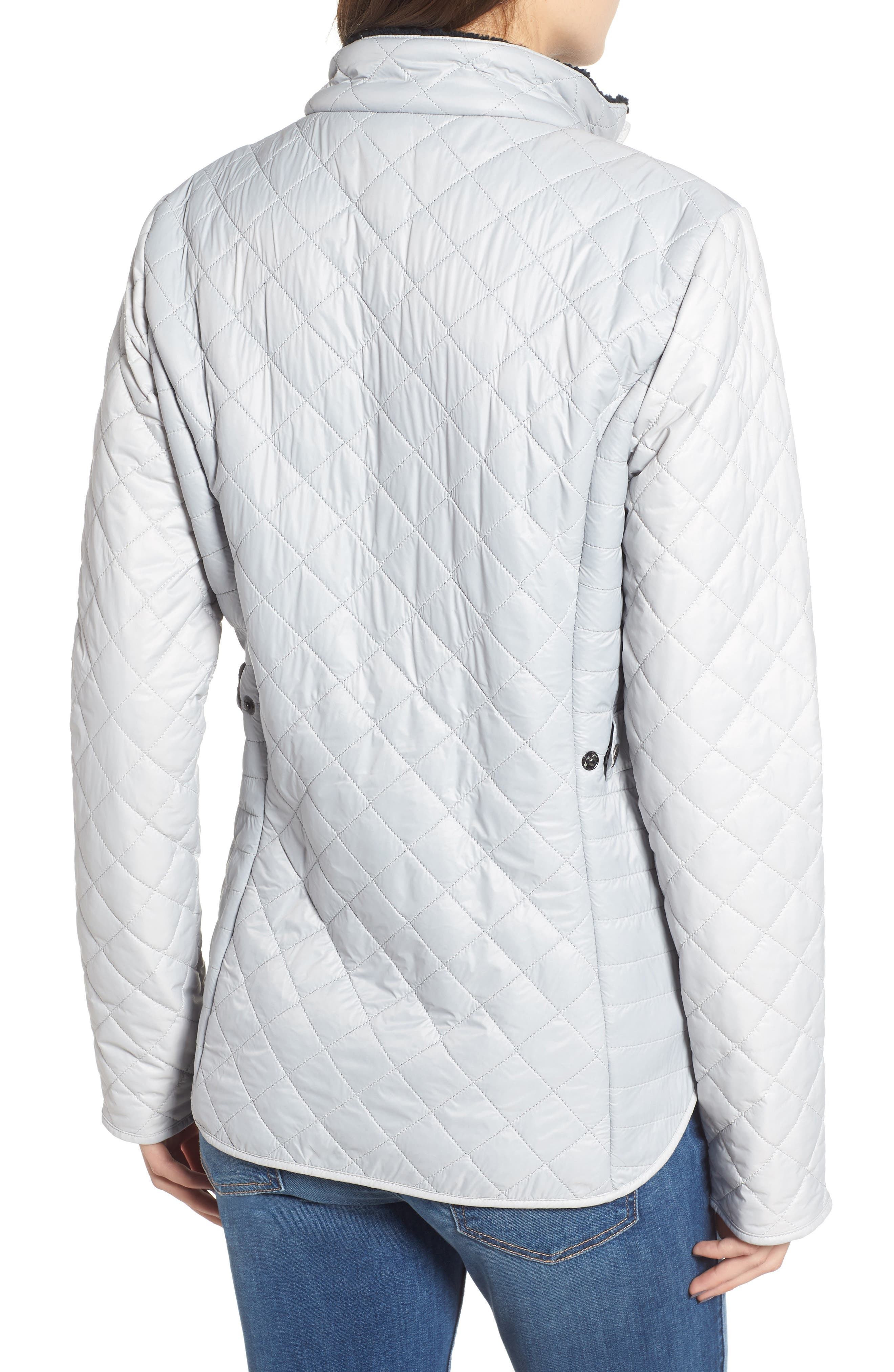 BARBOUR,                             Weymouth Quilted Jacket,                             Alternate thumbnail 2, color,                             100