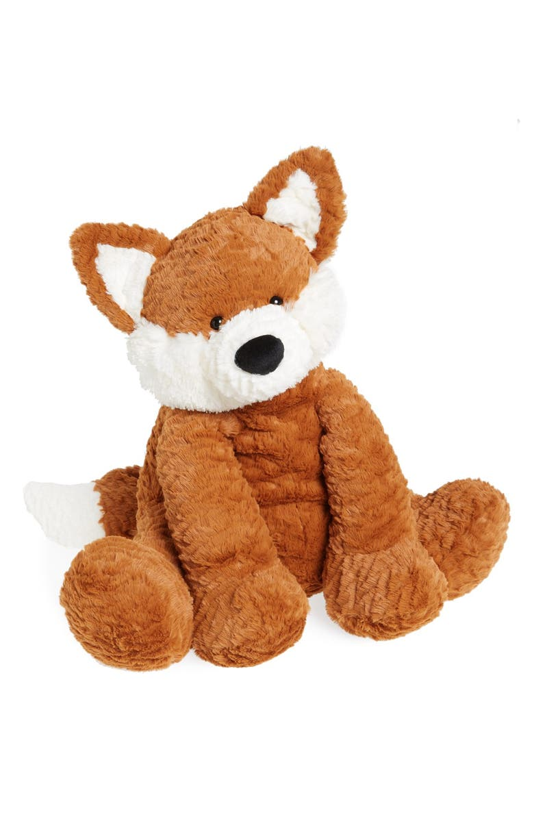 Jellycat Huge Fuddlewuddle Fox Stuffed Animal Nordstrom