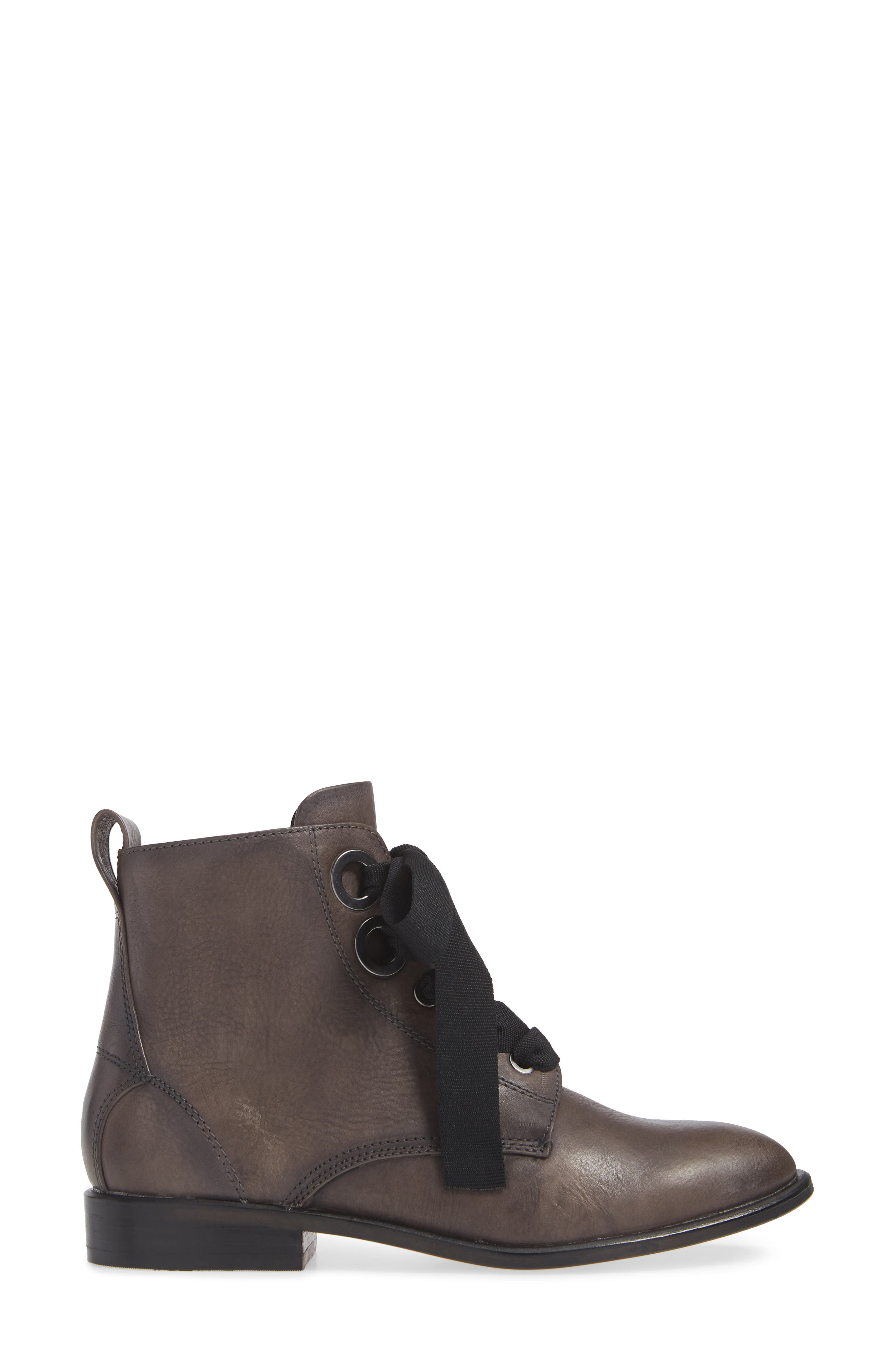 Tocina Bootie,                             Alternate thumbnail 3, color,                             PAVEMENT LEATHER