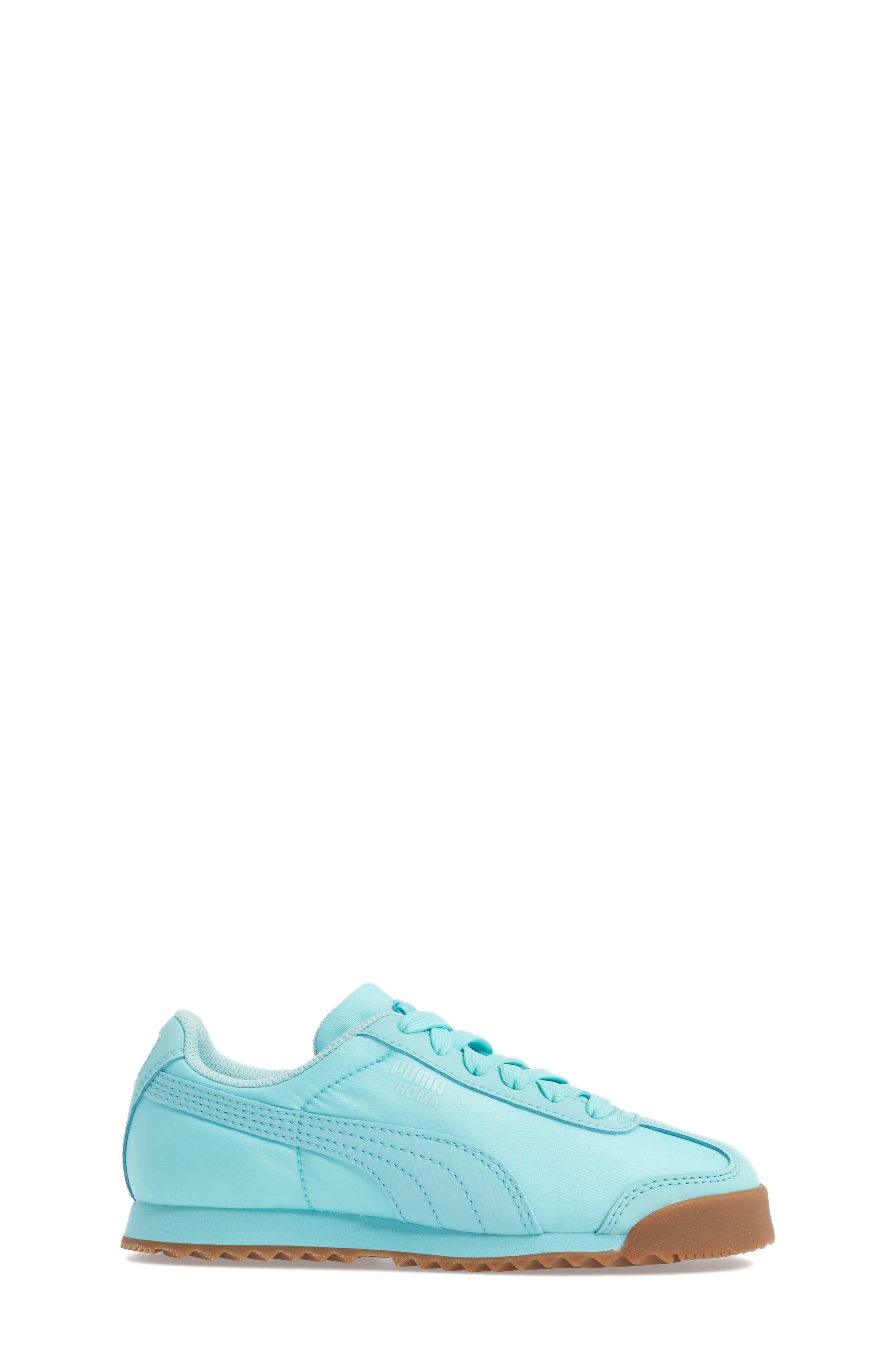 Roma Basic Summer Sneaker,                             Alternate thumbnail 3, color,                             400