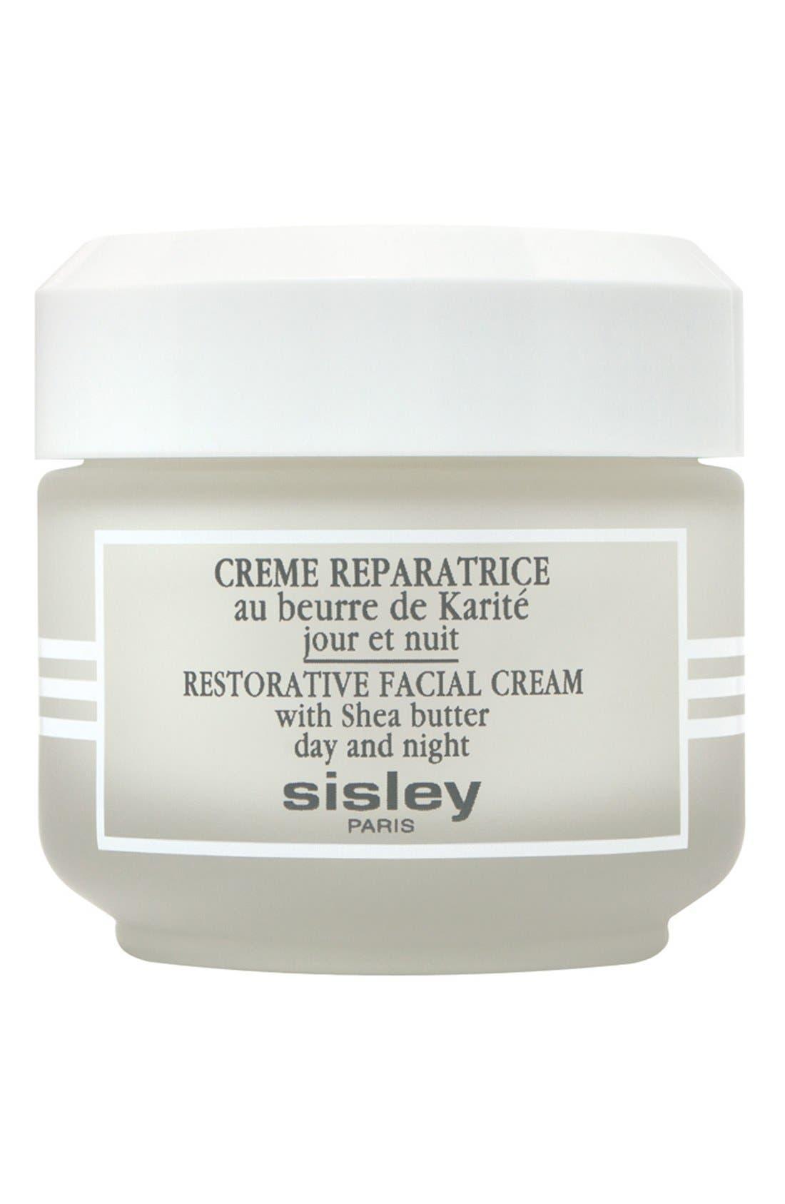 Restorative Facial Cream with Shea Butter,                             Main thumbnail 1, color,                             NO COLOR