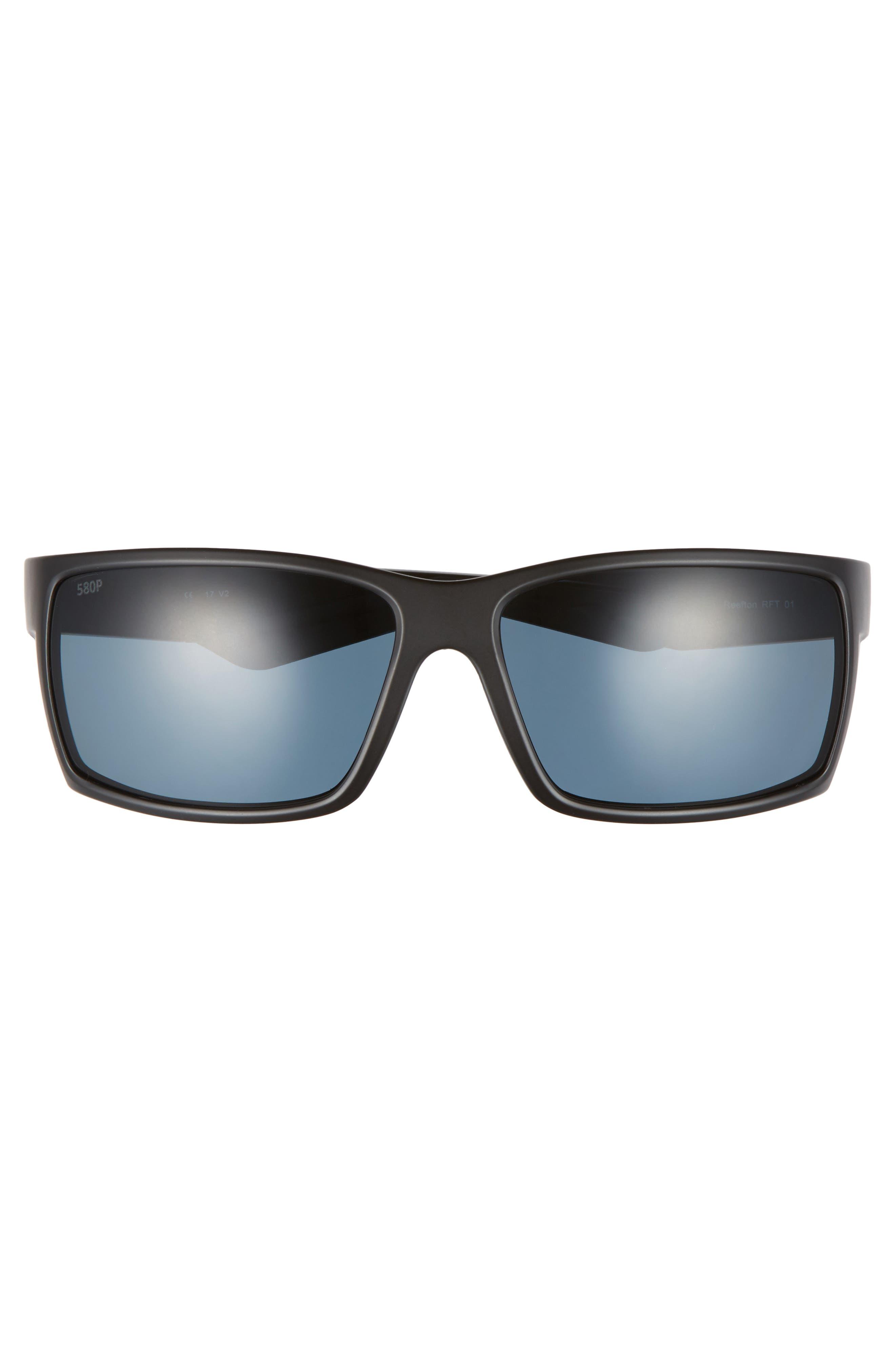 Reefton 65mm Polarized Sunglasses,                             Alternate thumbnail 2, color,                             001