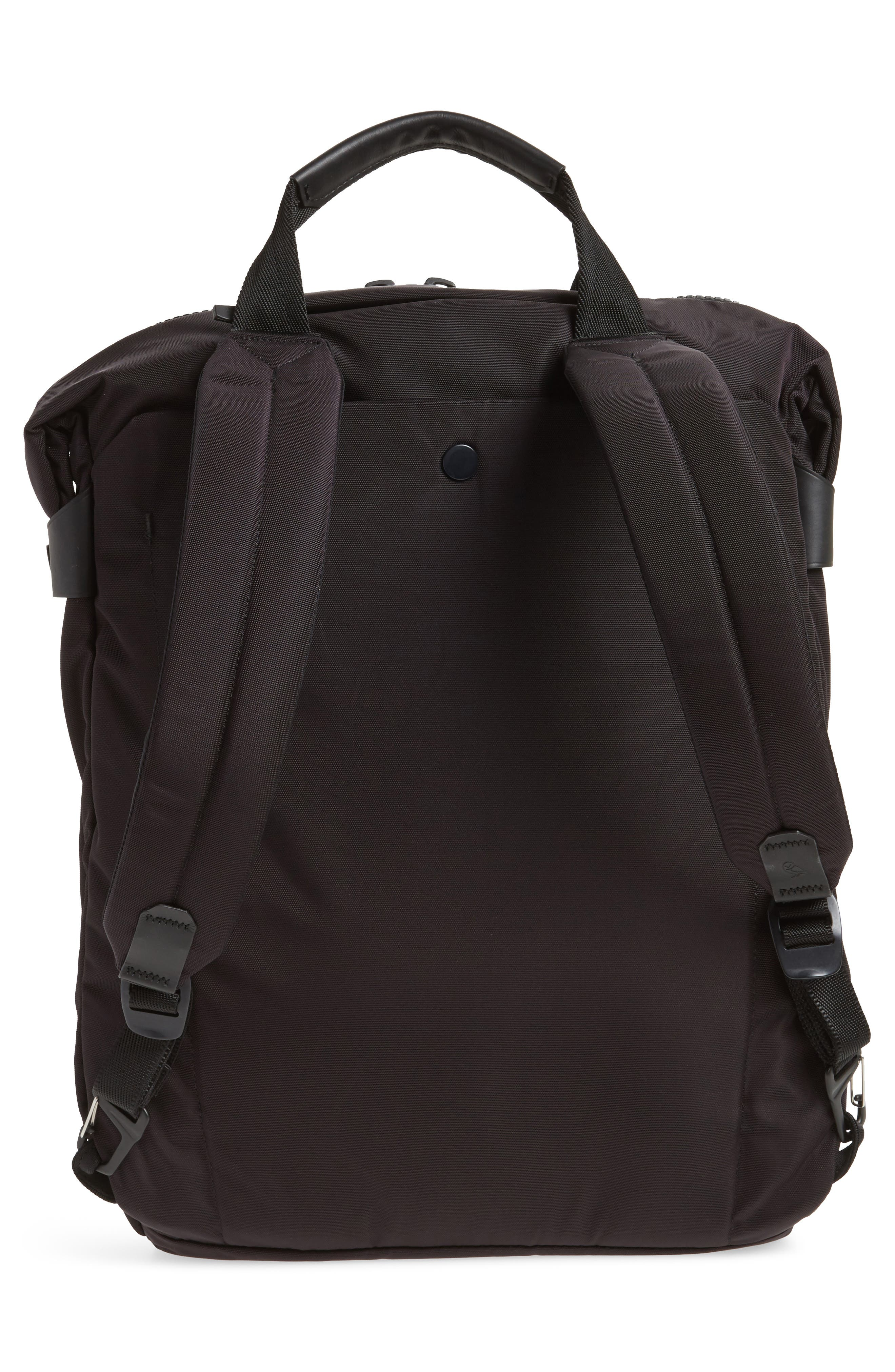 Duo Convertible Backpack,                             Alternate thumbnail 3, color,                             001