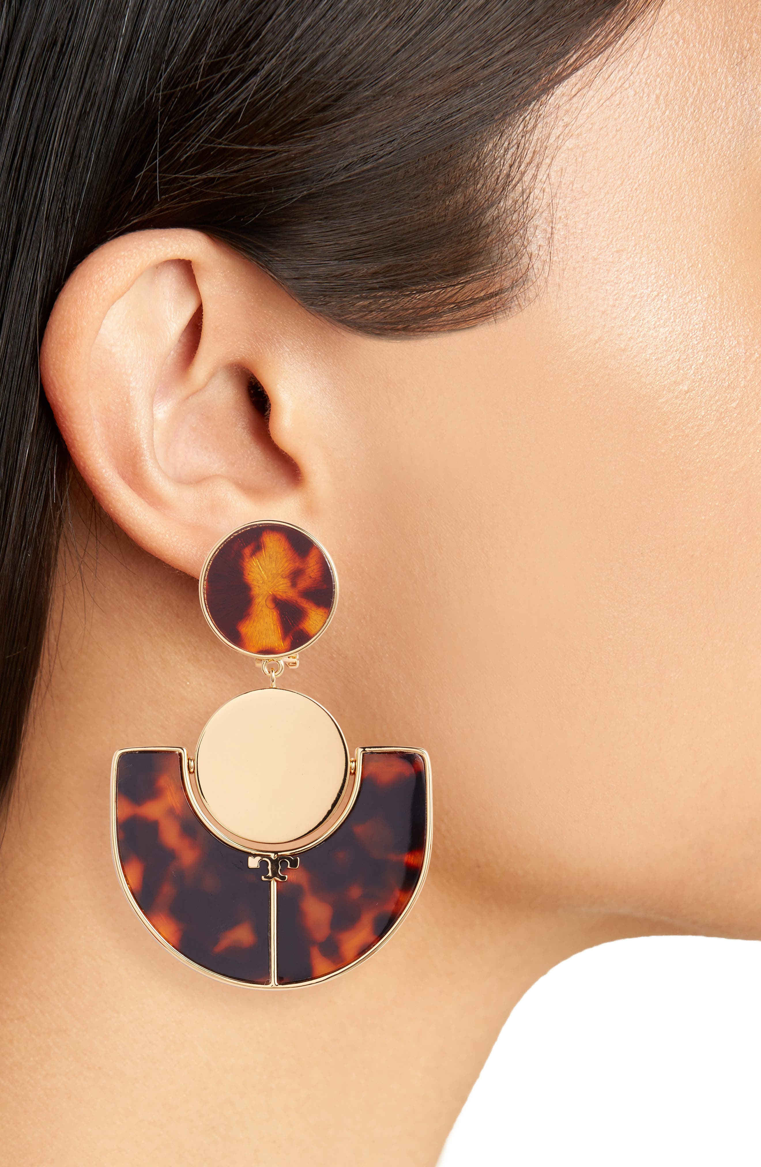 Large Drop Earrings,                             Alternate thumbnail 2, color,                             200