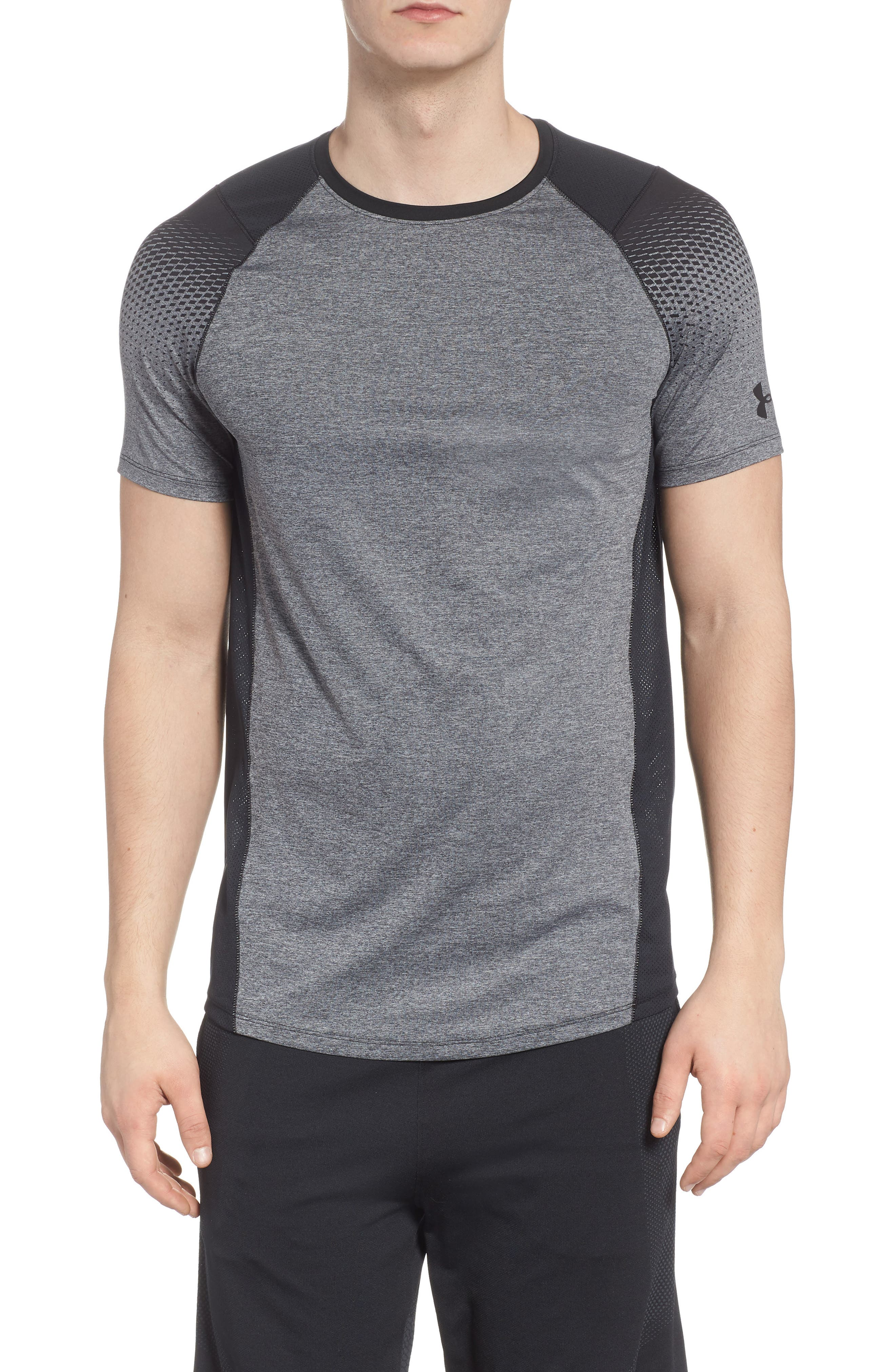 MK1 Dash Print Crewneck T-Shirt,                             Main thumbnail 1, color,                             001