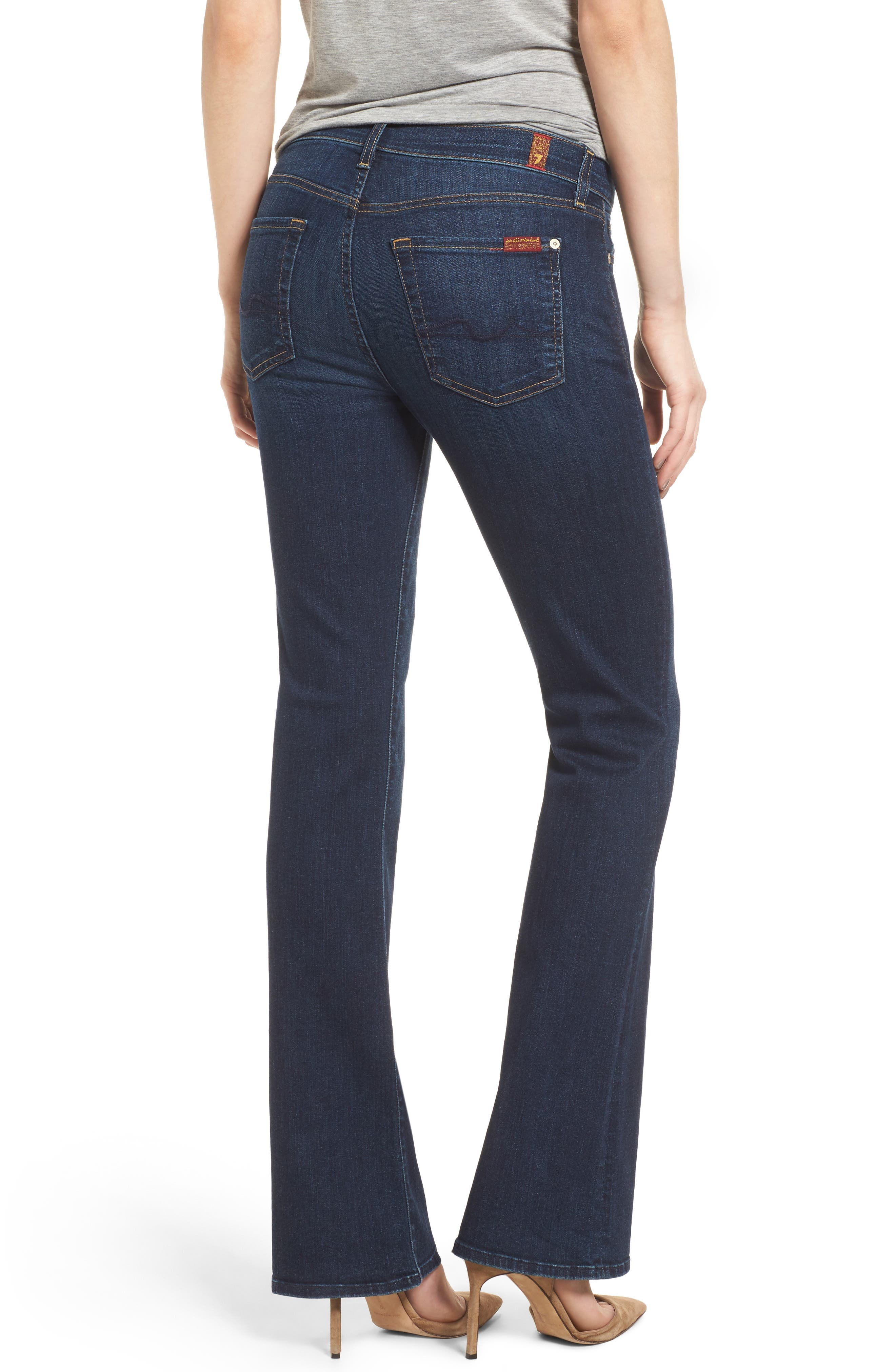 Tailorless - Icon Bootcut Jeans,                             Alternate thumbnail 2, color,                             400
