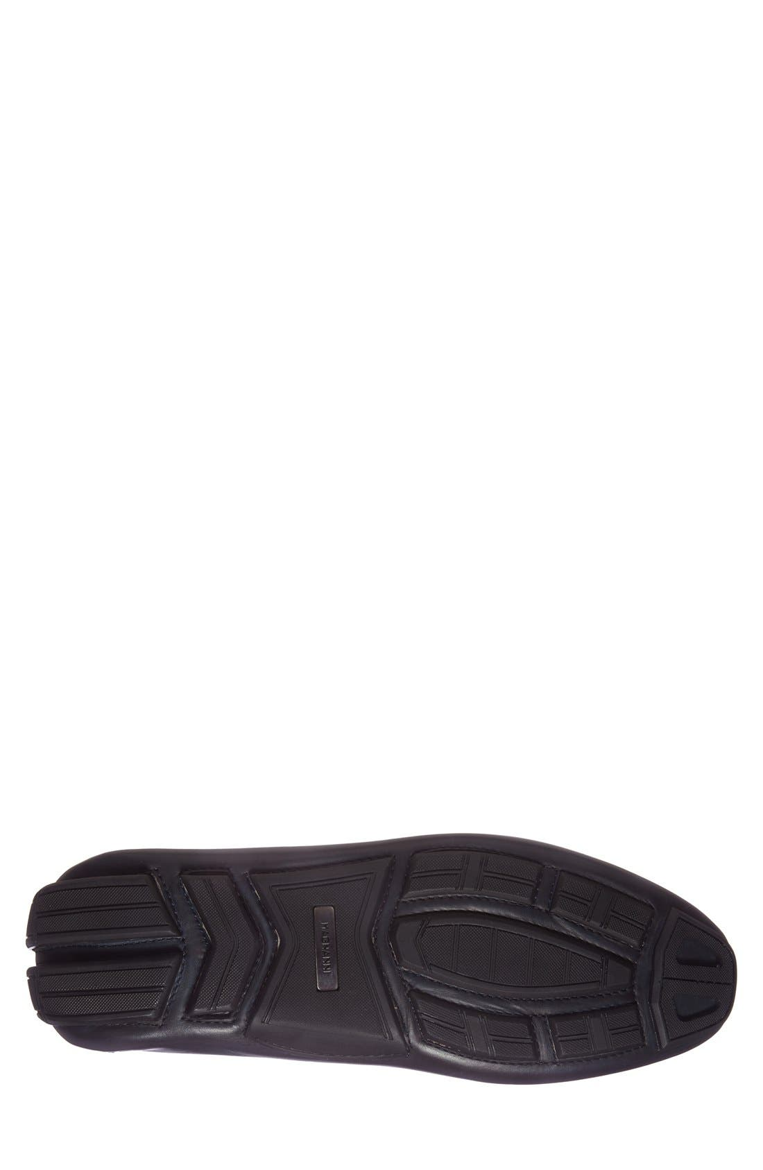 'Dylan' Leather Driving Shoe,                             Alternate thumbnail 19, color,