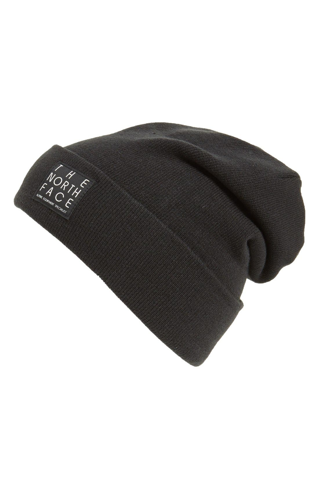 'Dock Worker' Beanie,                             Main thumbnail 1, color,                             001