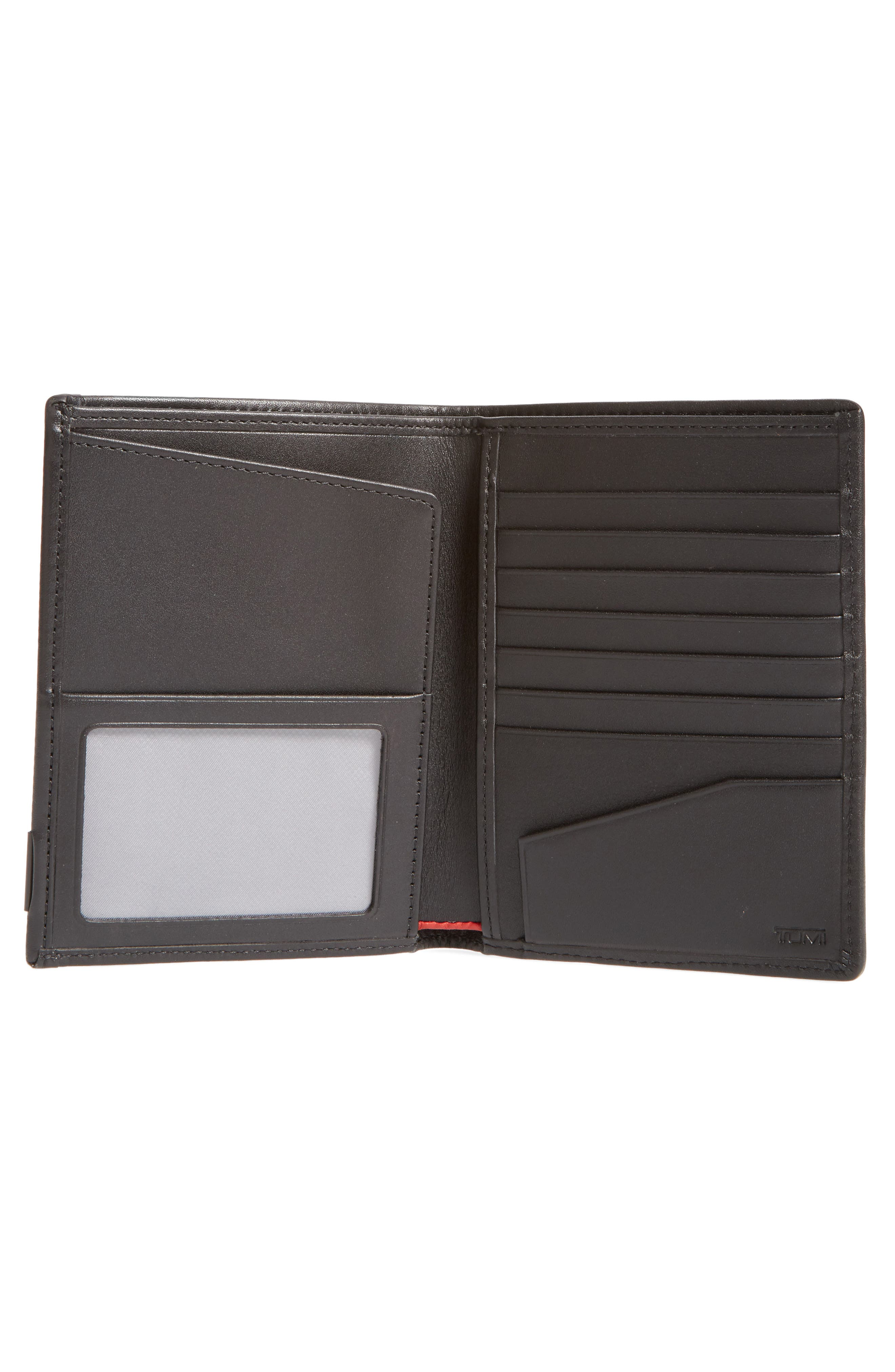 Alpha Passport Case,                             Alternate thumbnail 3, color,                             001