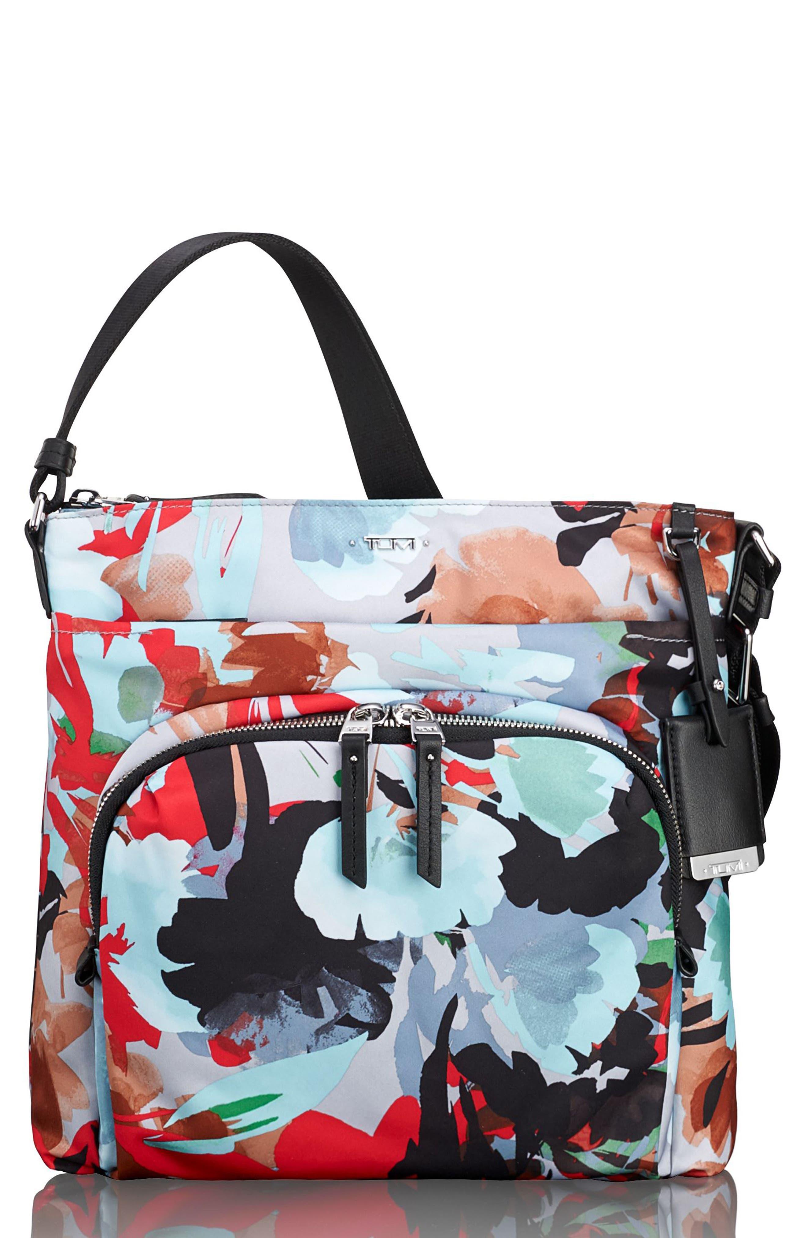 Voyageur - Capri Nylon Crossbody Bag,                             Main thumbnail 2, color,