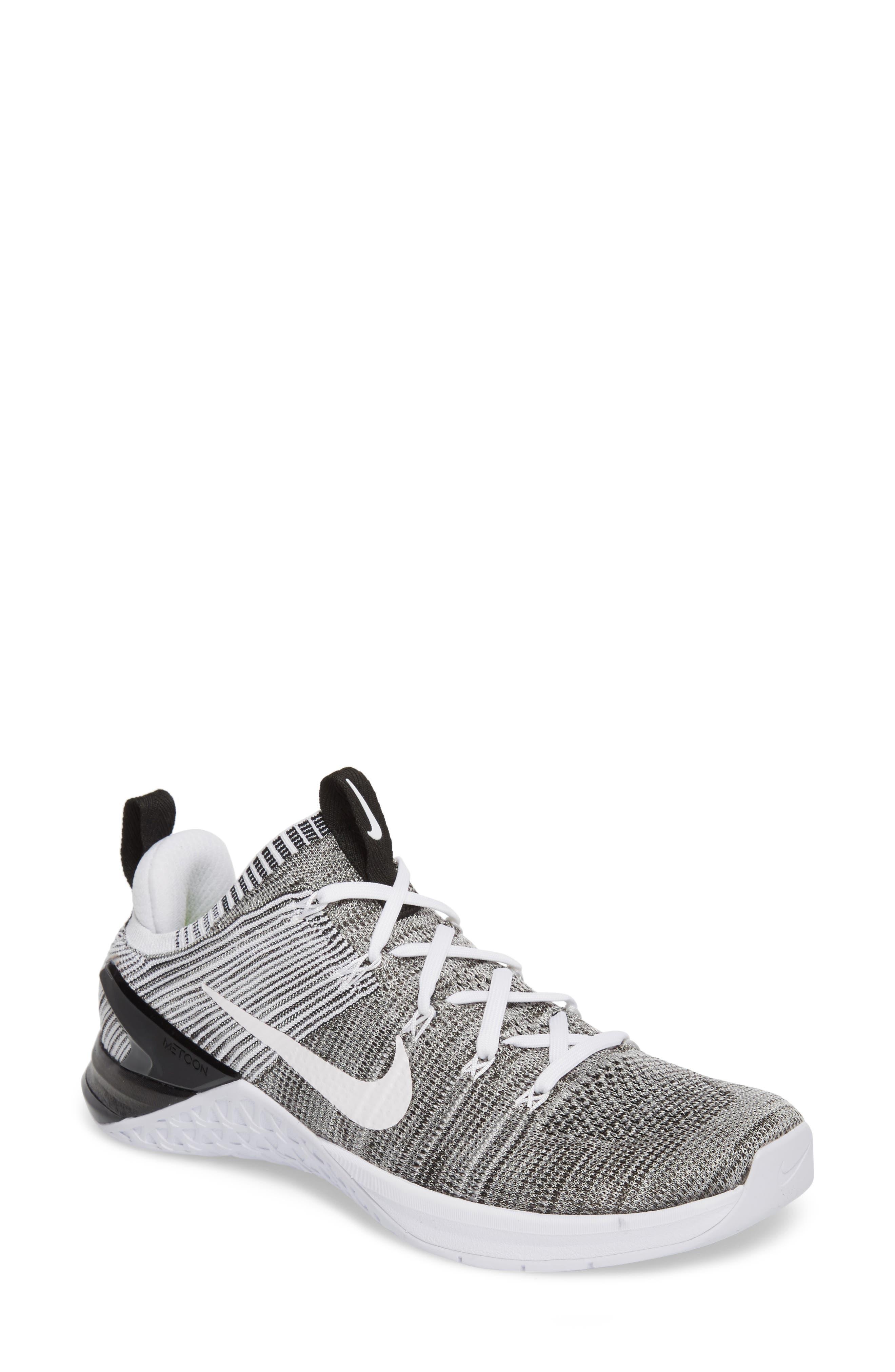 Metcon DSX Flyknit 2 Training Shoe,                             Main thumbnail 5, color,