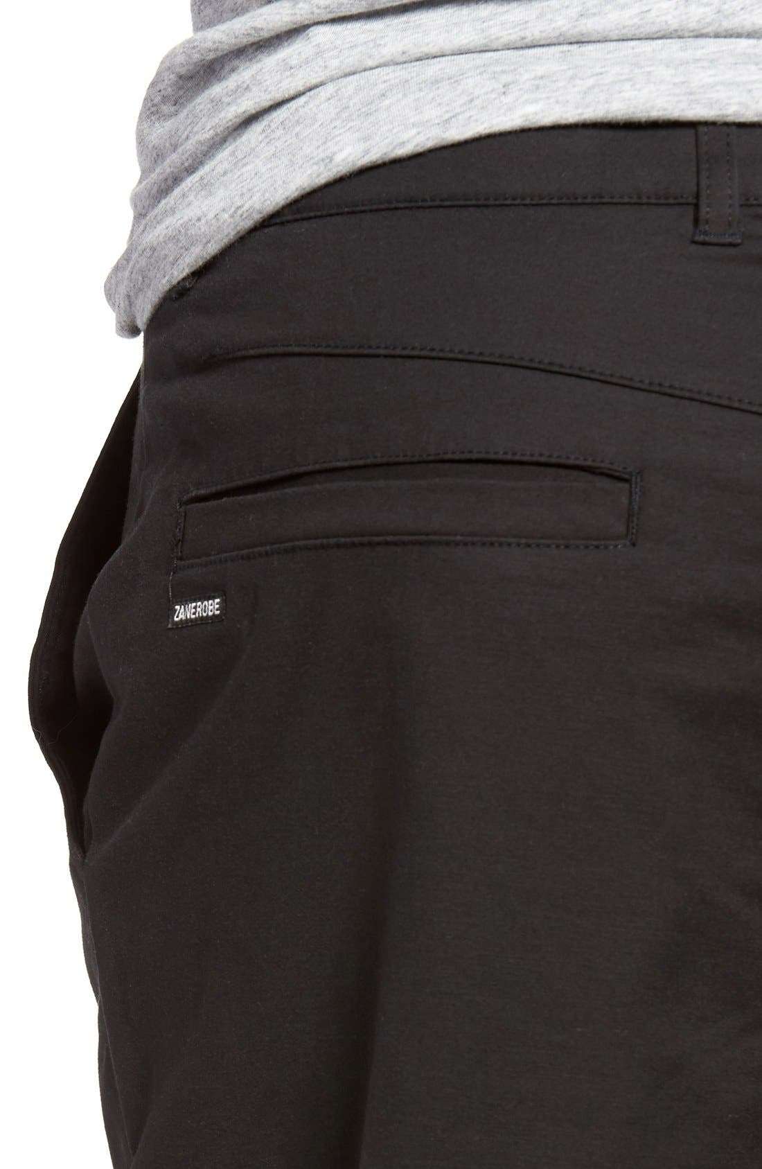 'Sharpshot' Slouchy Skinny Fit Chinos,                             Alternate thumbnail 12, color,