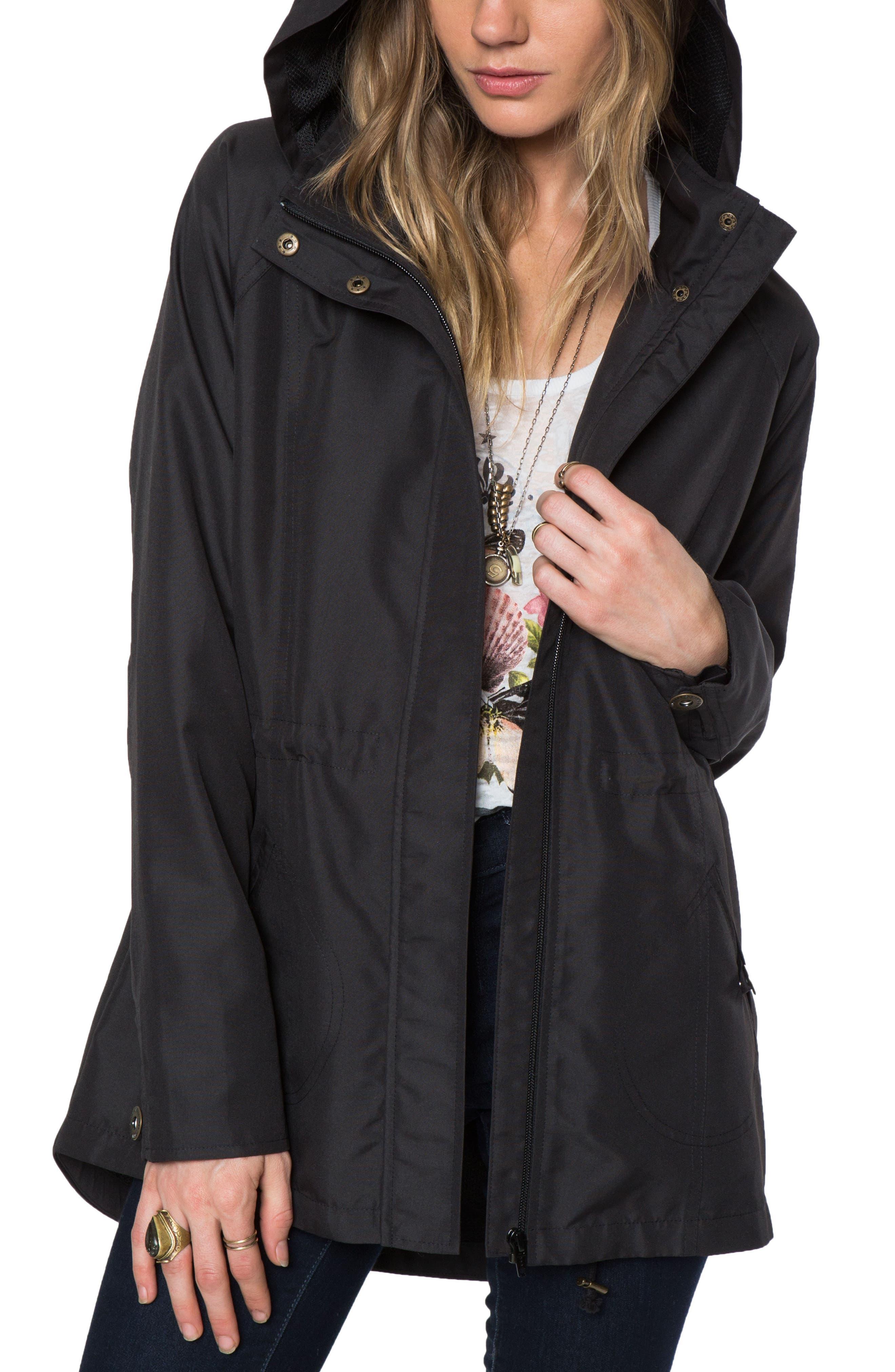 Wendy Hooded Jacket,                             Main thumbnail 4, color,