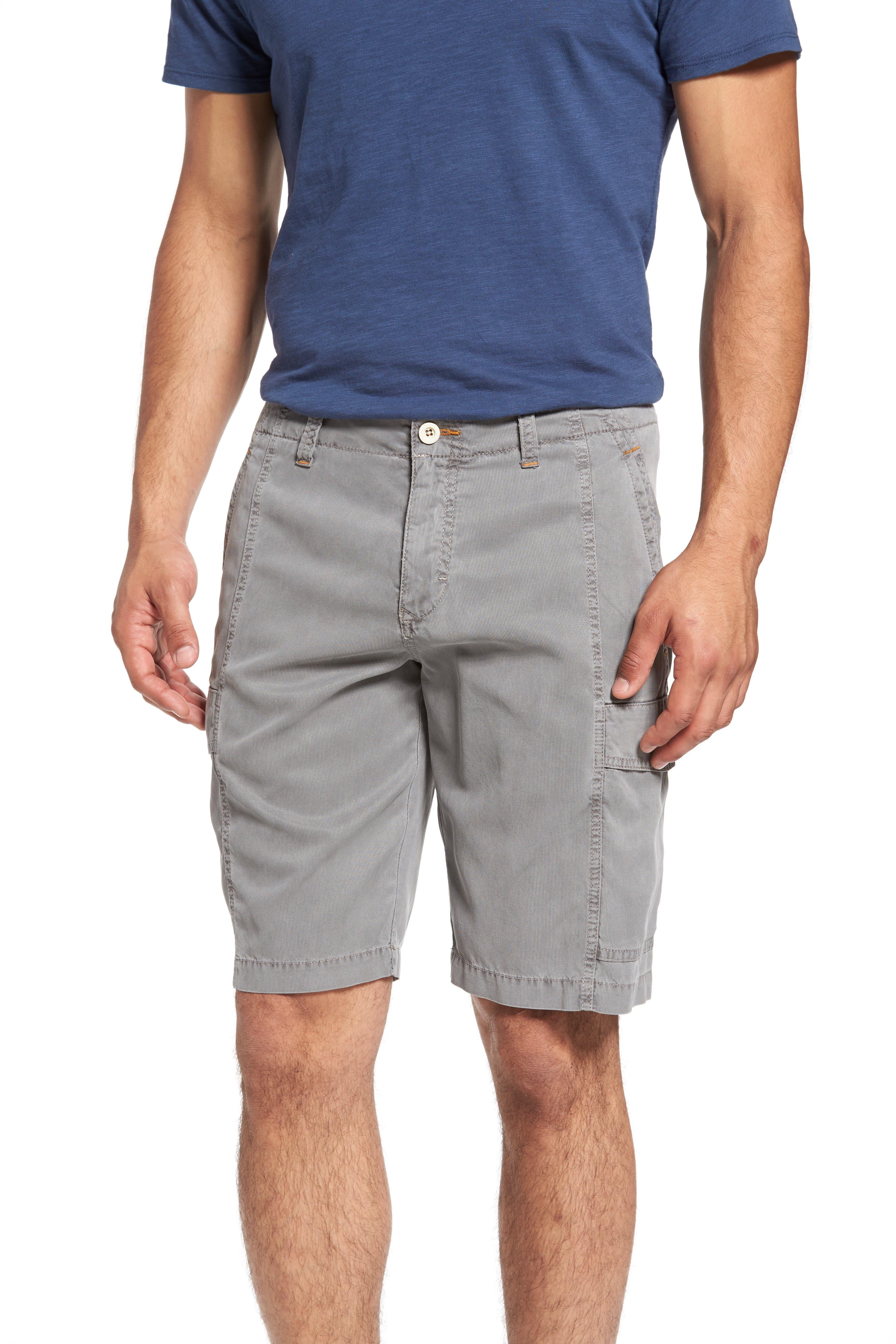 'Beachfront Kihei' Cargo Shorts,                             Alternate thumbnail 3, color,                             050