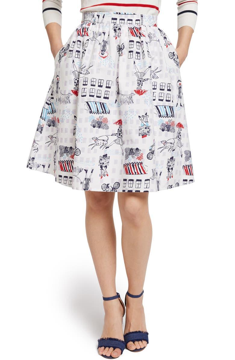 3a7ad3b350e ModCloth Print Full Skirt (Regular   Plus Size)