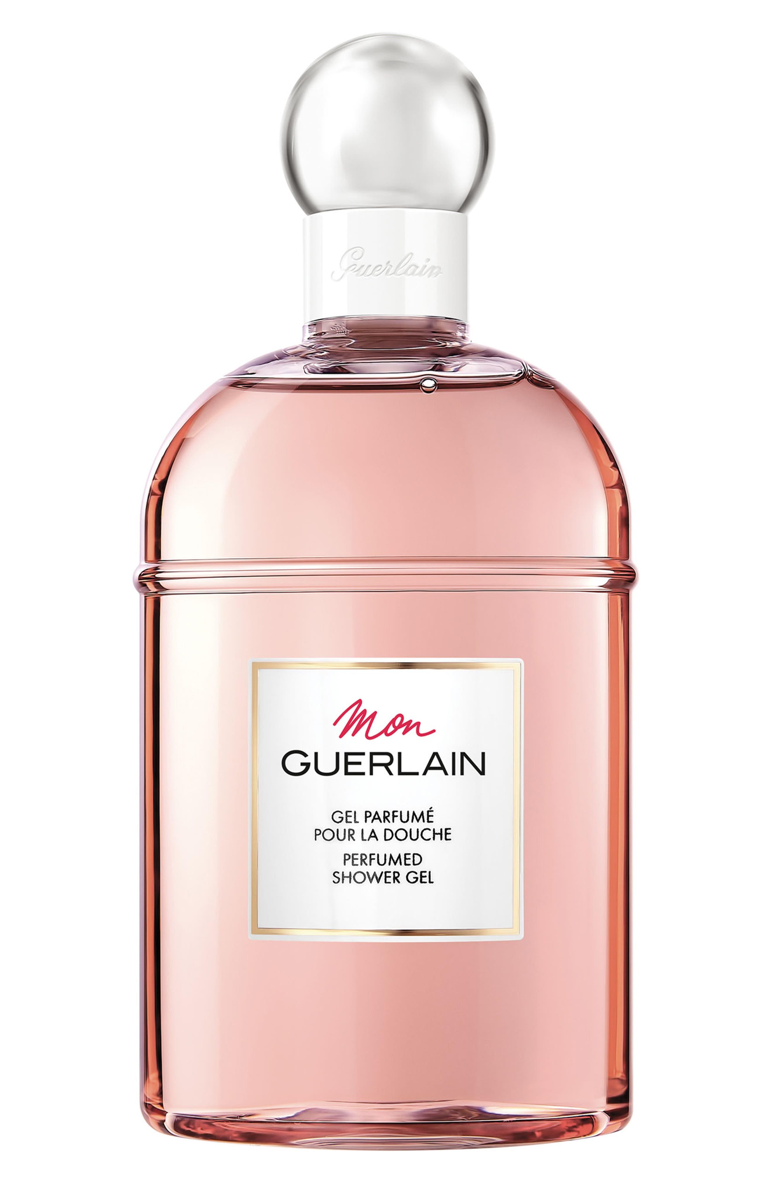 Mon Guerlain Perfumed Shower Gel,                             Main thumbnail 1, color,                             NO COLOR