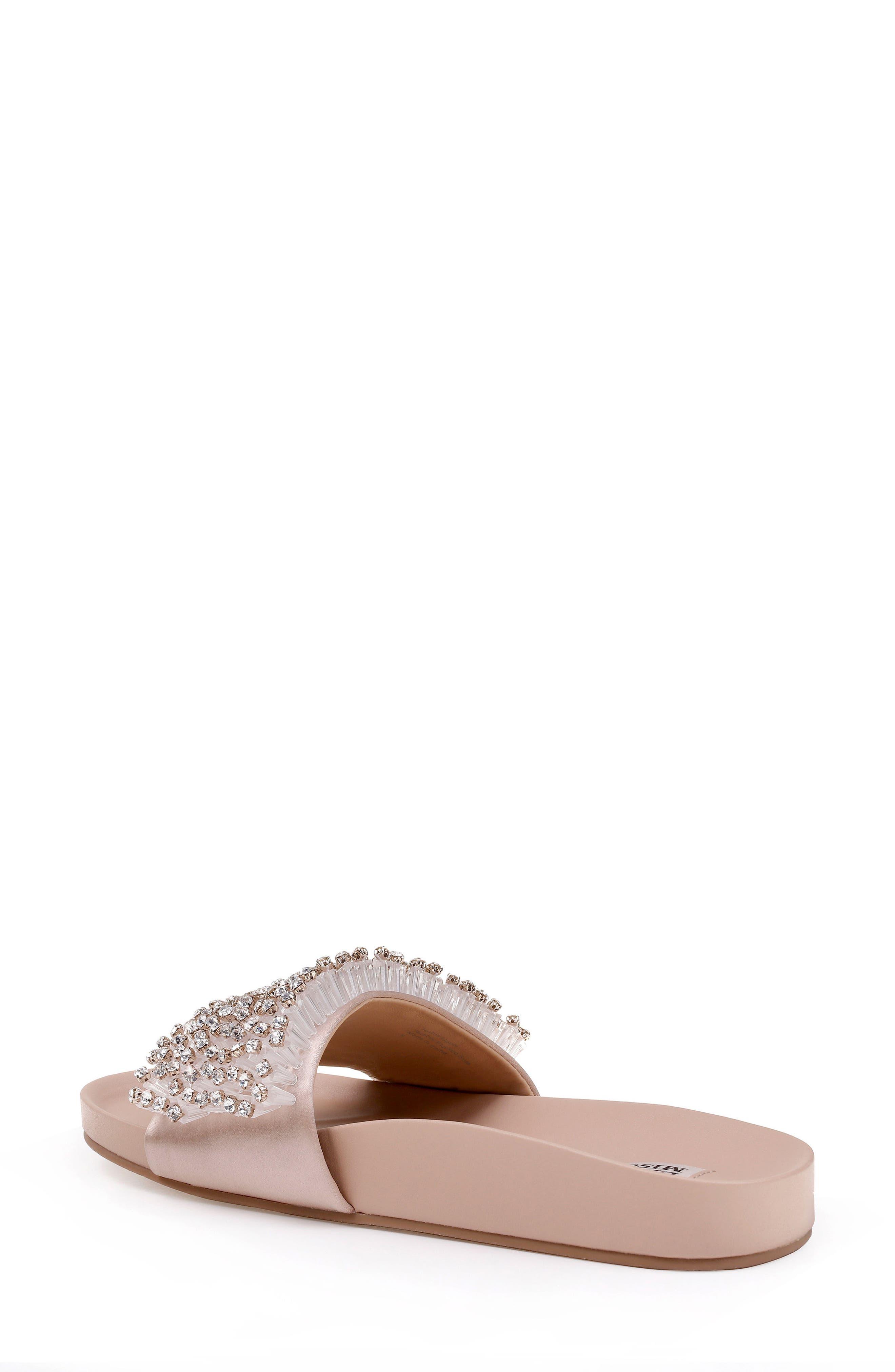 Horton Crystal Embellished Sandal,                             Alternate thumbnail 8, color,