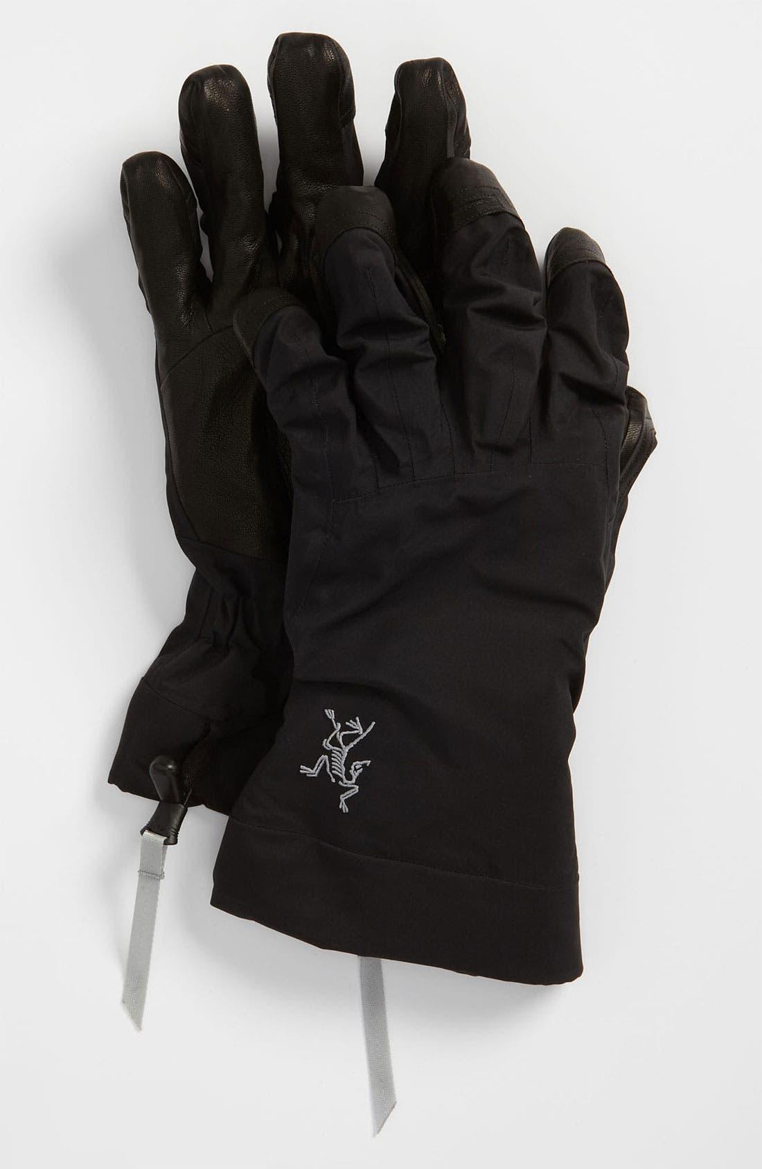 'Beta AR' Gloves, Main, color, 001