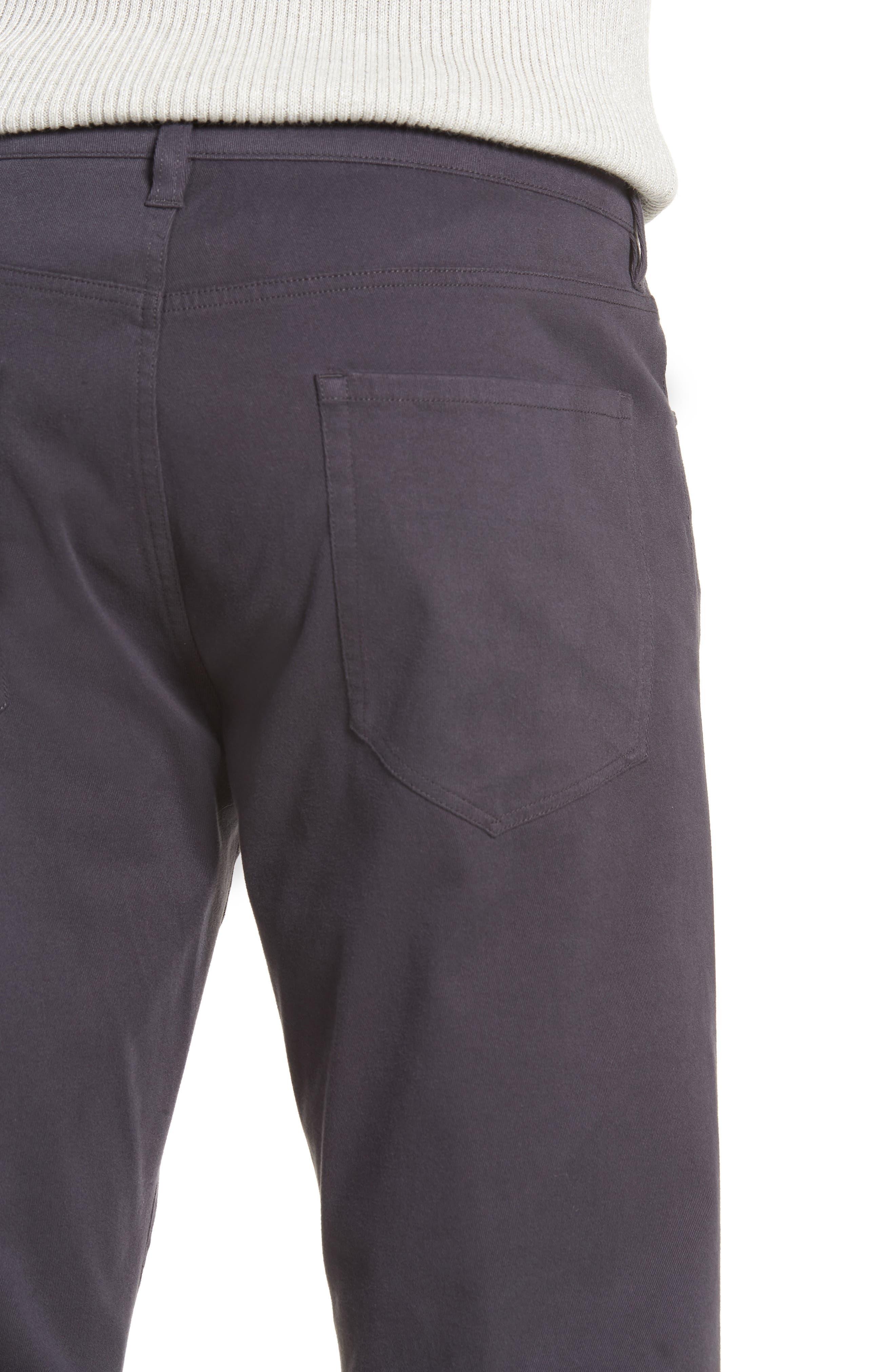 Regular Fit Five-Pocket Pants,                             Alternate thumbnail 7, color,