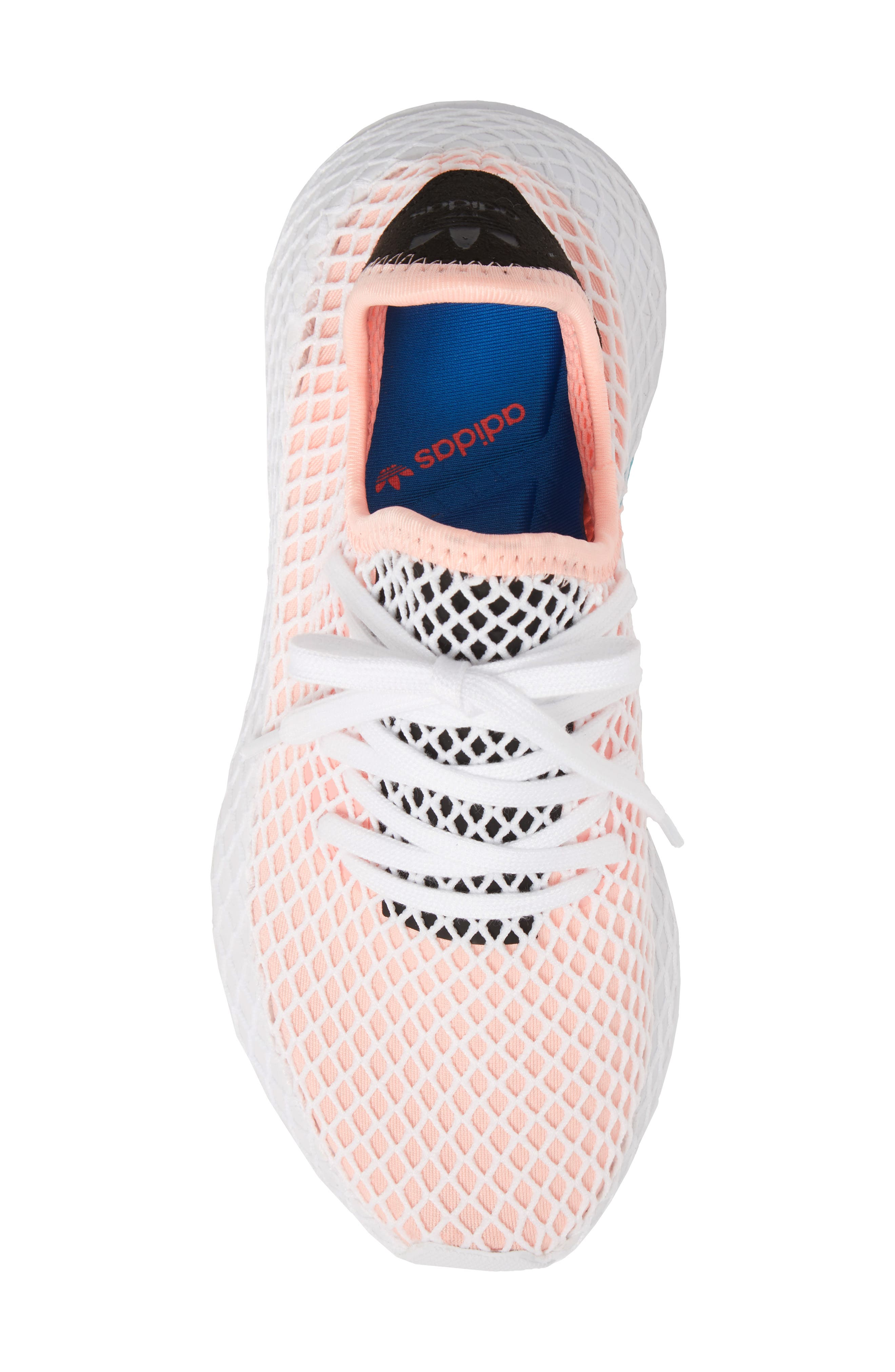 ADIDAS,                             Deerupt Runner Sneaker,                             Alternate thumbnail 5, color,                             660