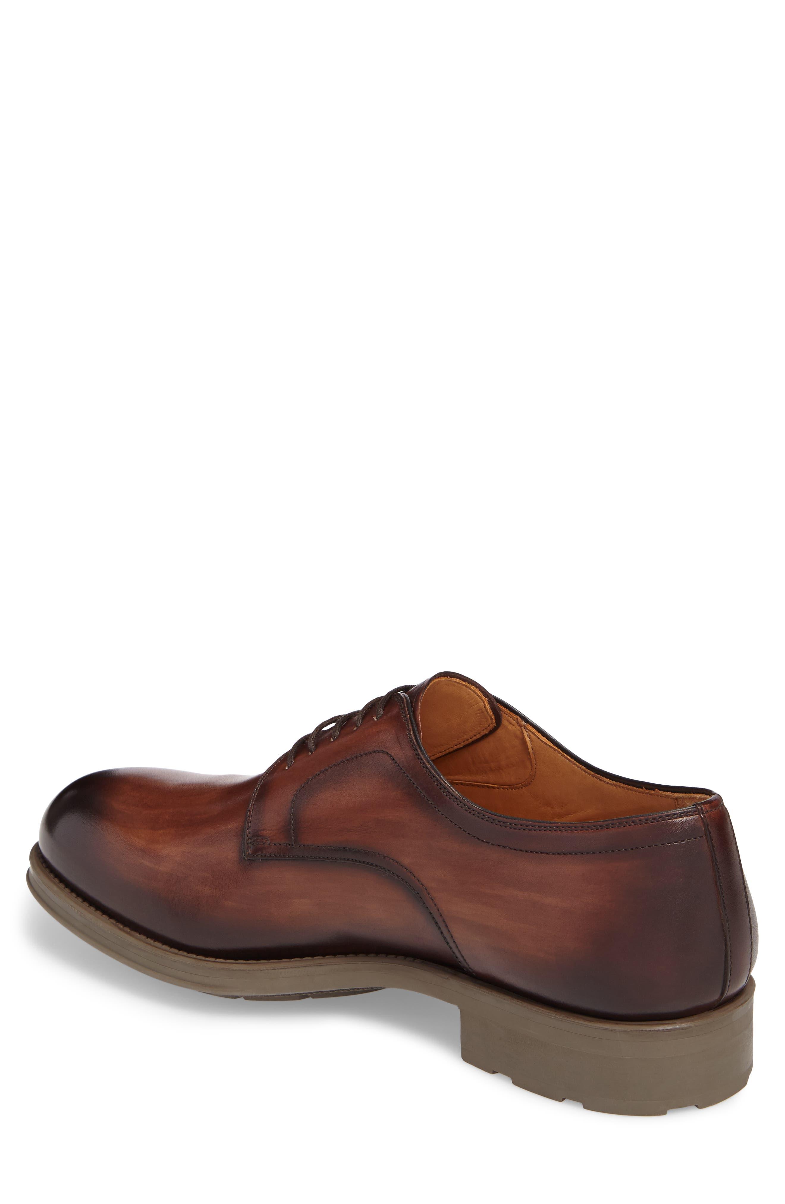 Thiago Plain Toe Derby,                             Alternate thumbnail 2, color,                             200
