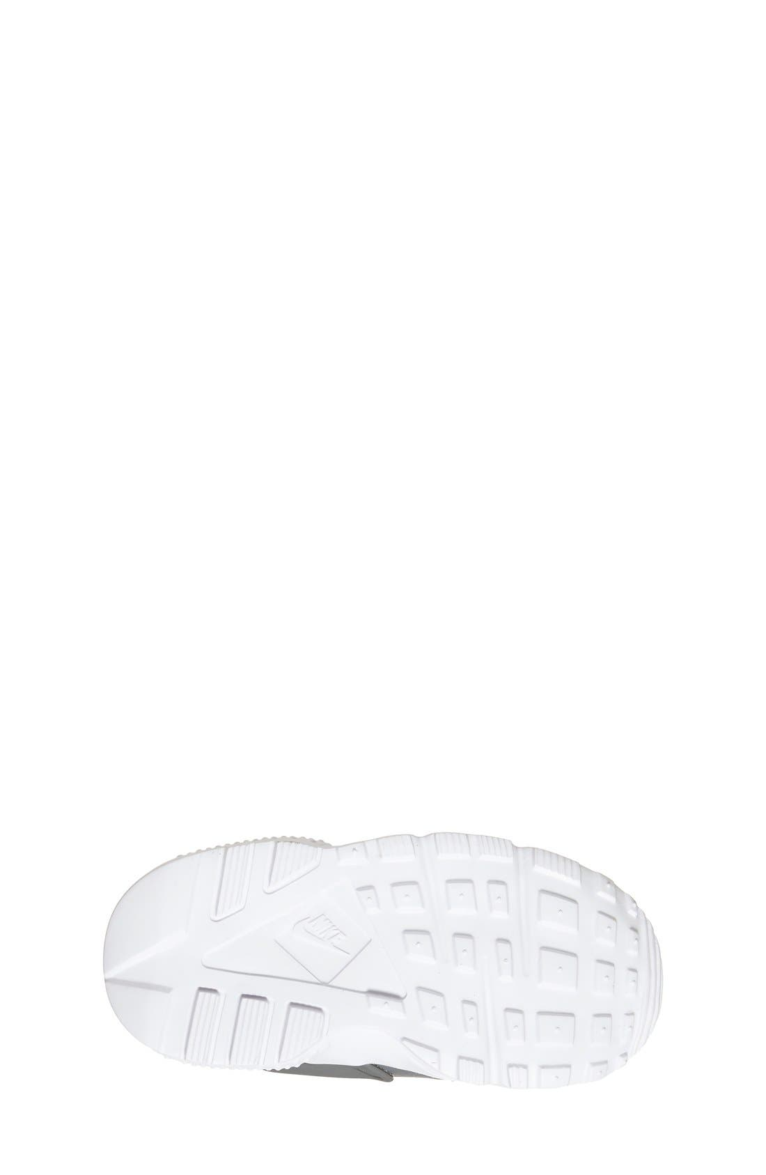 'Huarache Run' Sneaker,                             Alternate thumbnail 6, color,
