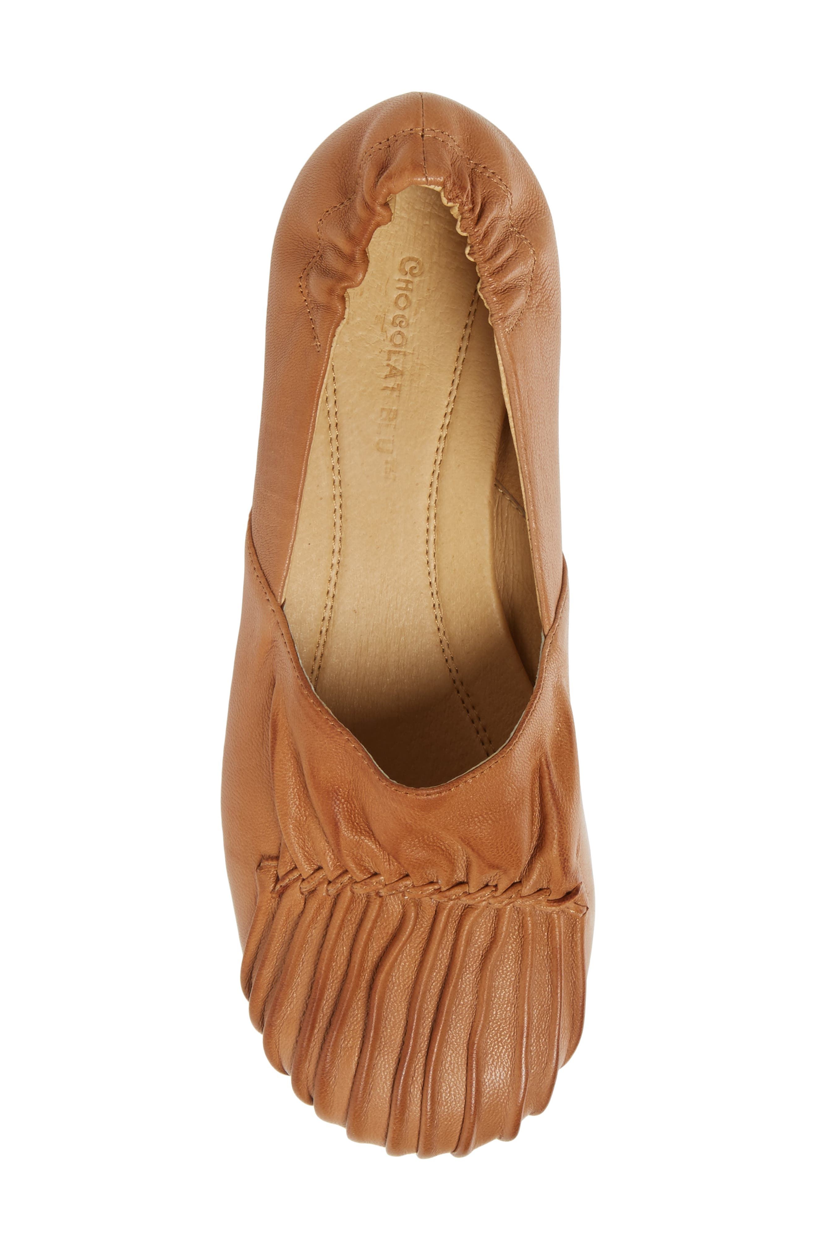 Vic Low Pleated Wedge,                             Alternate thumbnail 5, color,                             200