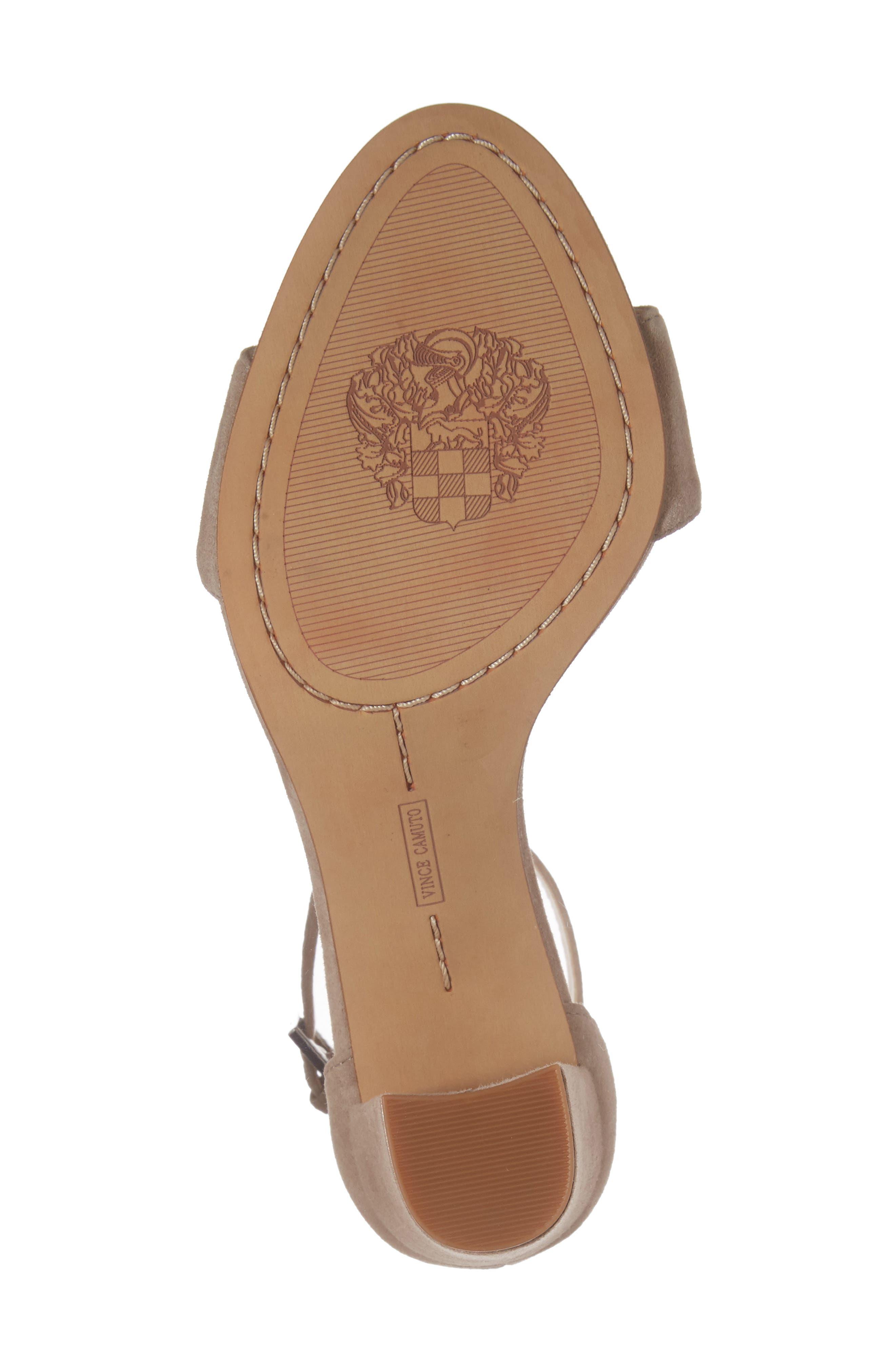 Corlina Ankle Strap Sandal,                             Alternate thumbnail 254, color,