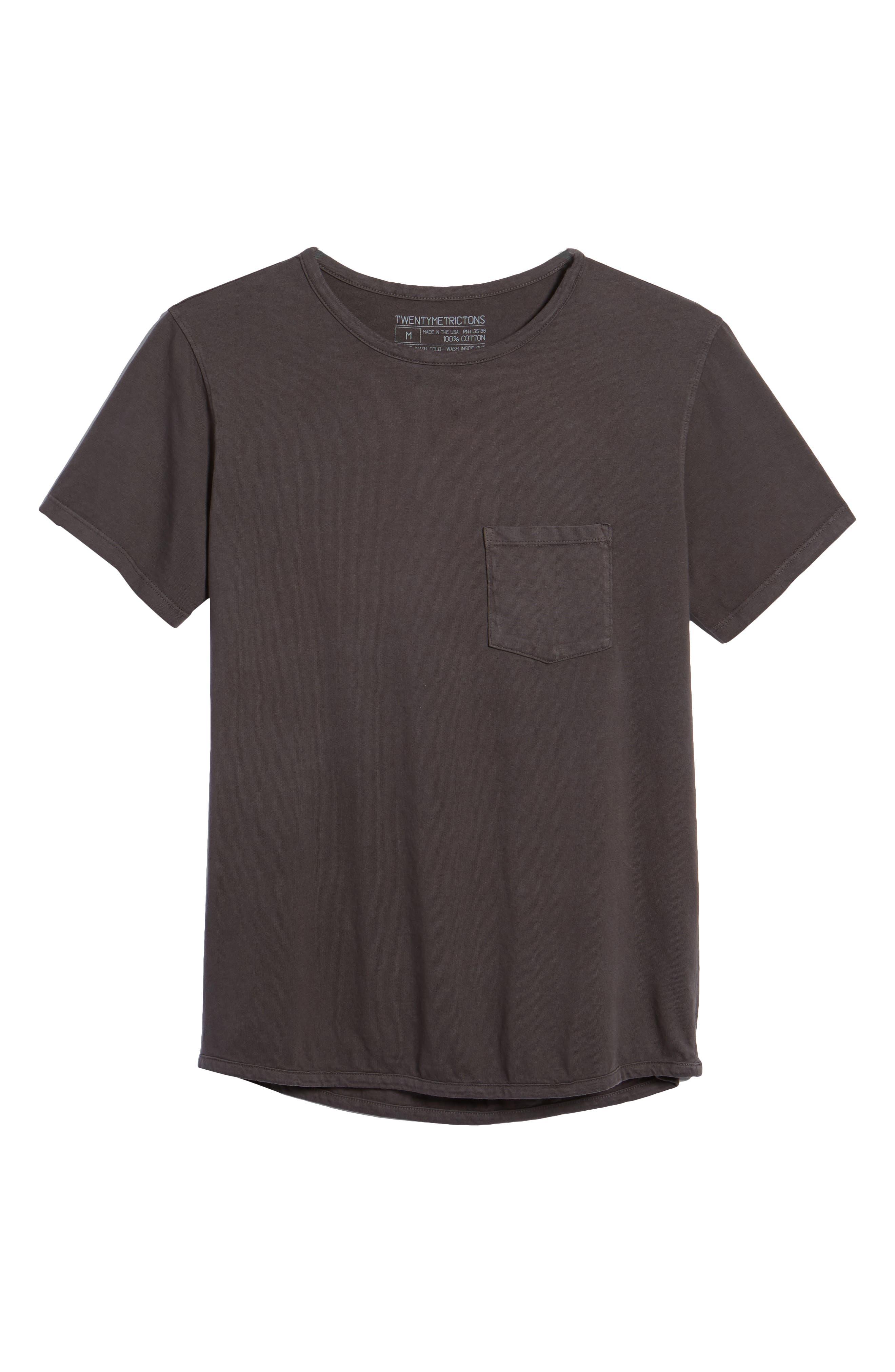 Pocket T-Shirt,                             Alternate thumbnail 32, color,