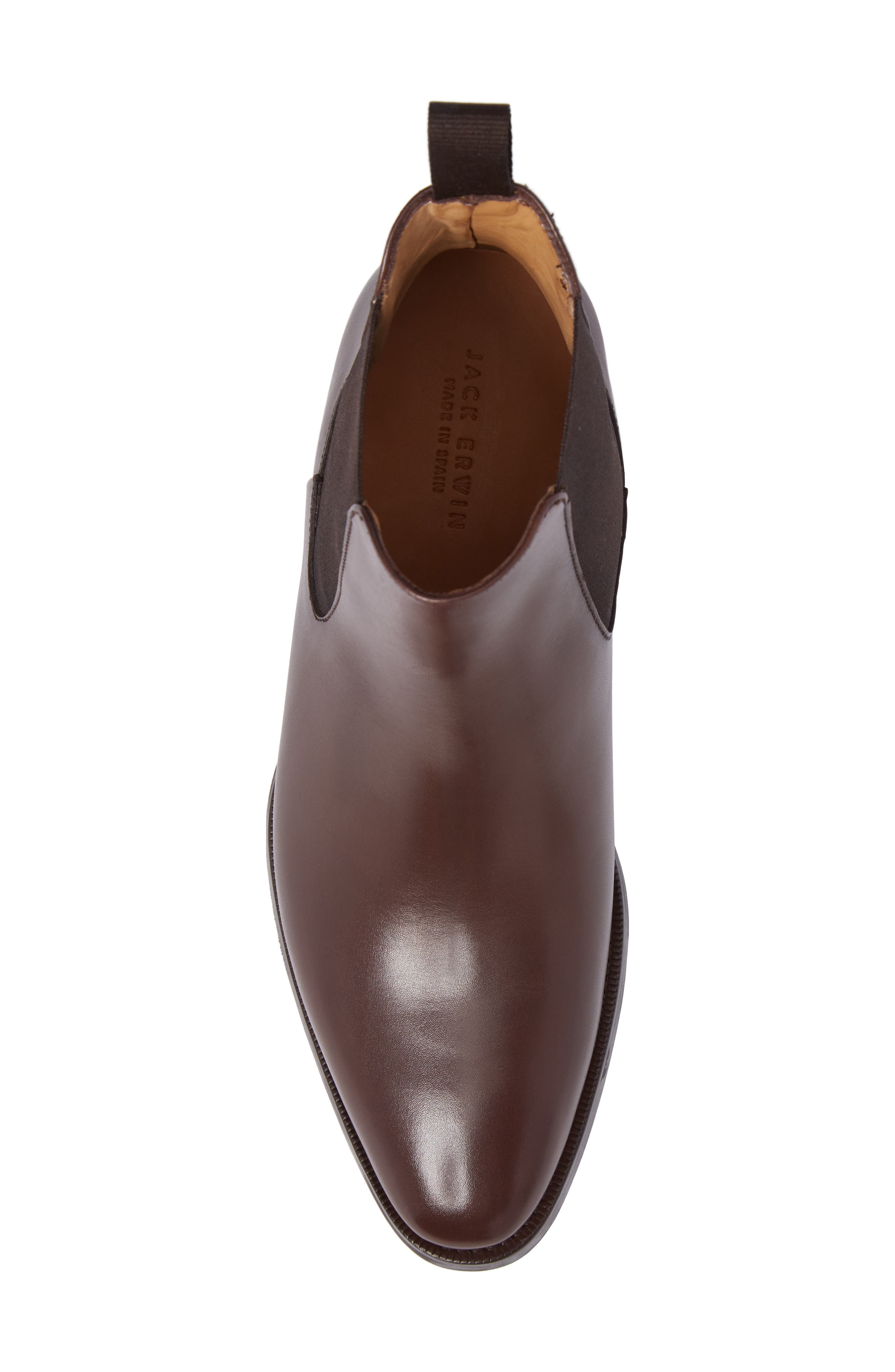 Ellis Water Resistant Chelsea Boot,                             Alternate thumbnail 10, color,