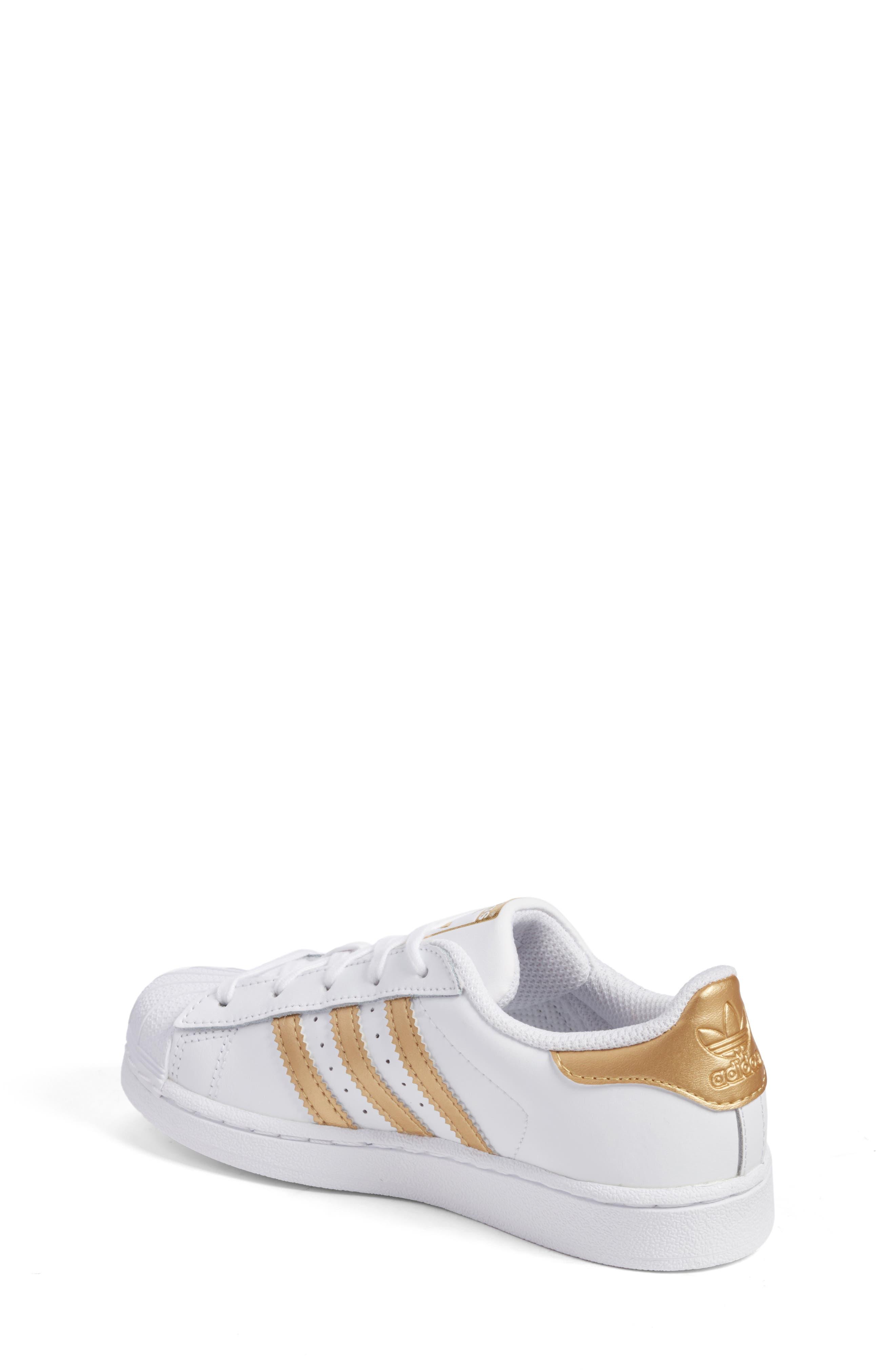 Superstar C Sneaker,                             Alternate thumbnail 2, color,                             100