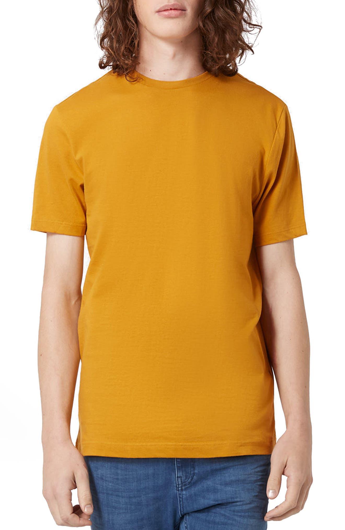 Slim Fit Crewneck T-Shirt,                             Alternate thumbnail 187, color,