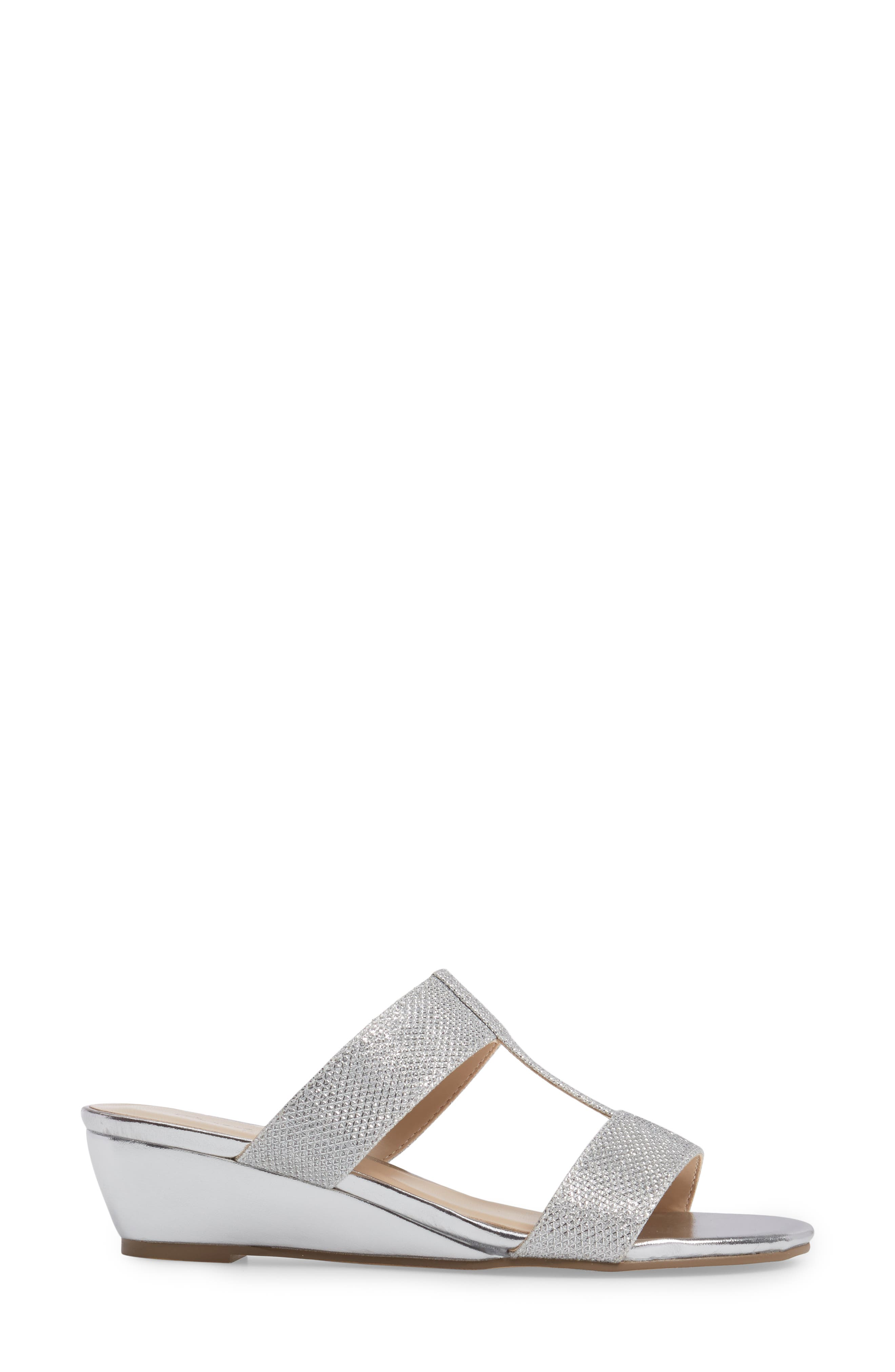 Melina Wedge Slide Sandal,                             Alternate thumbnail 5, color,