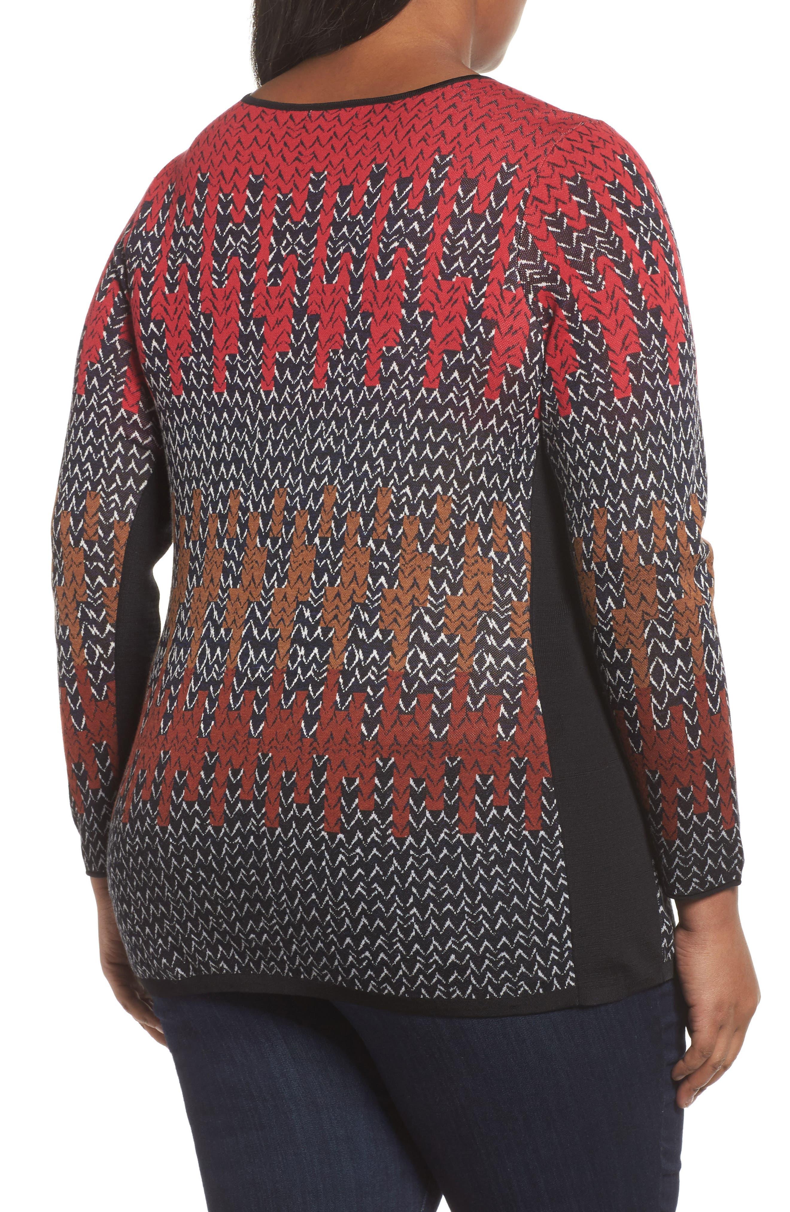 Sunset Sweater,                             Alternate thumbnail 4, color,