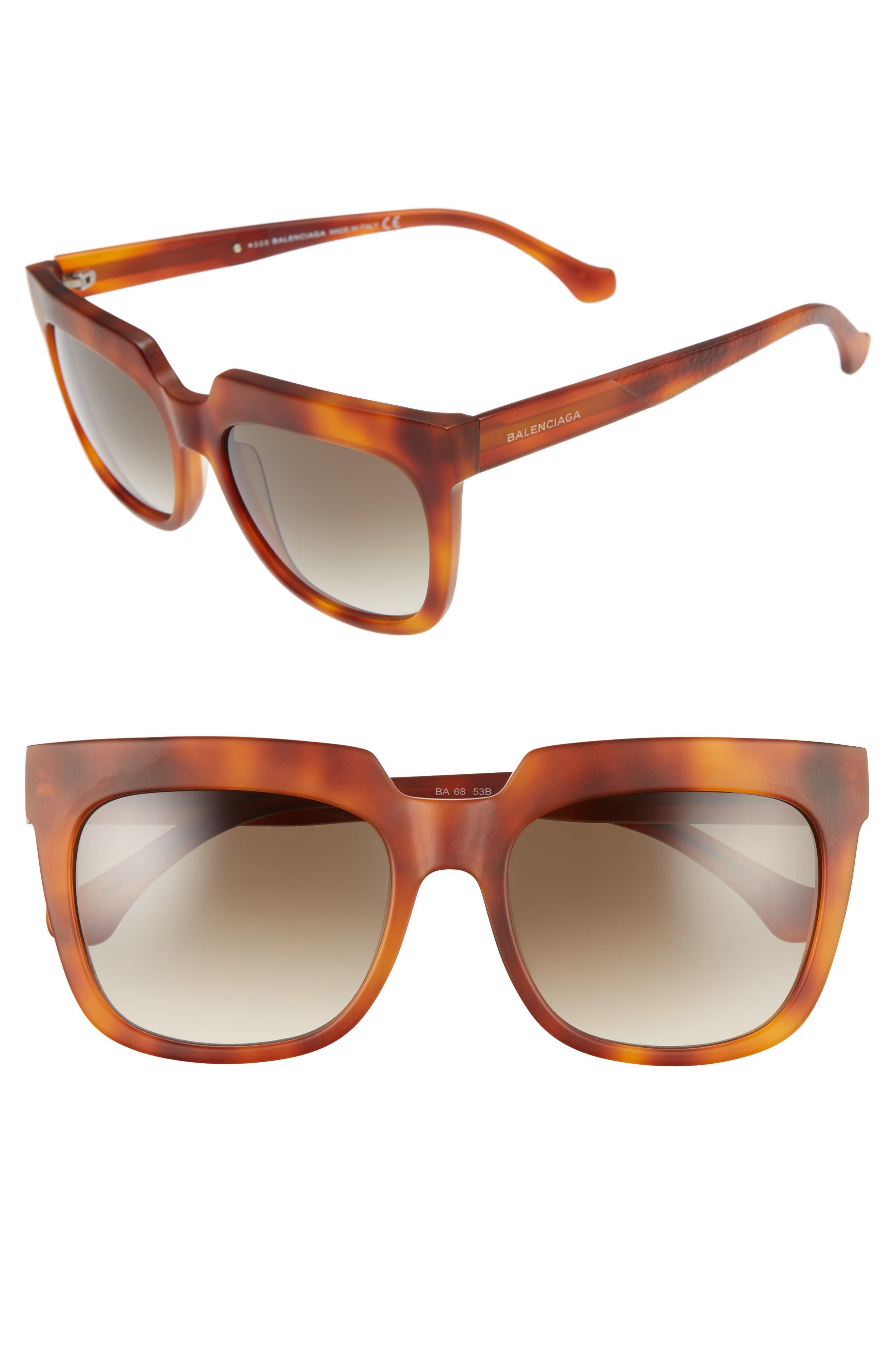55mm Sunglasses,                             Alternate thumbnail 7, color,