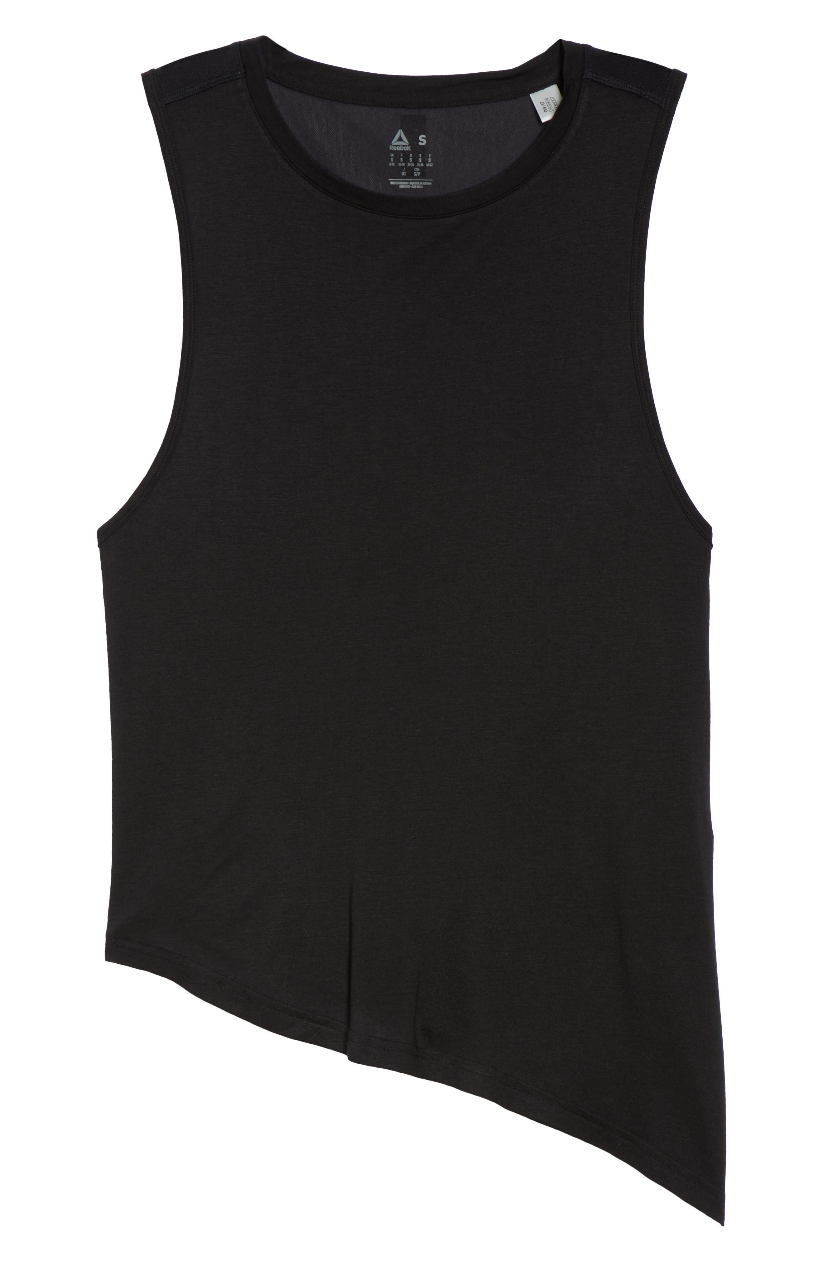 Training Supply Muscle Tank,                             Alternate thumbnail 6, color,                             BLACK