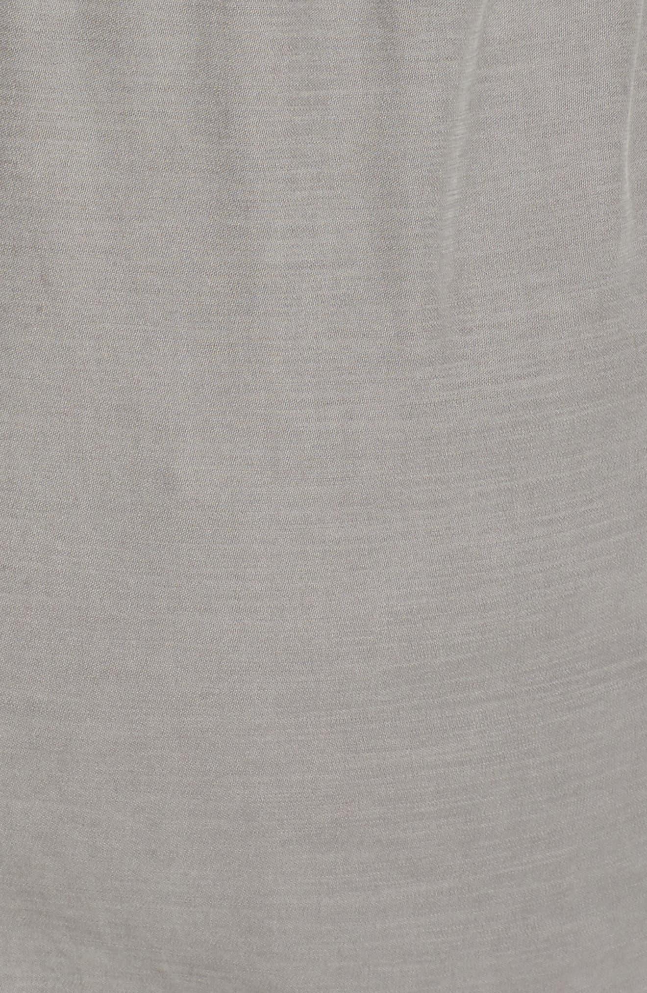 Cotton Fishtail Field Jacket,                             Alternate thumbnail 6, color,                             030