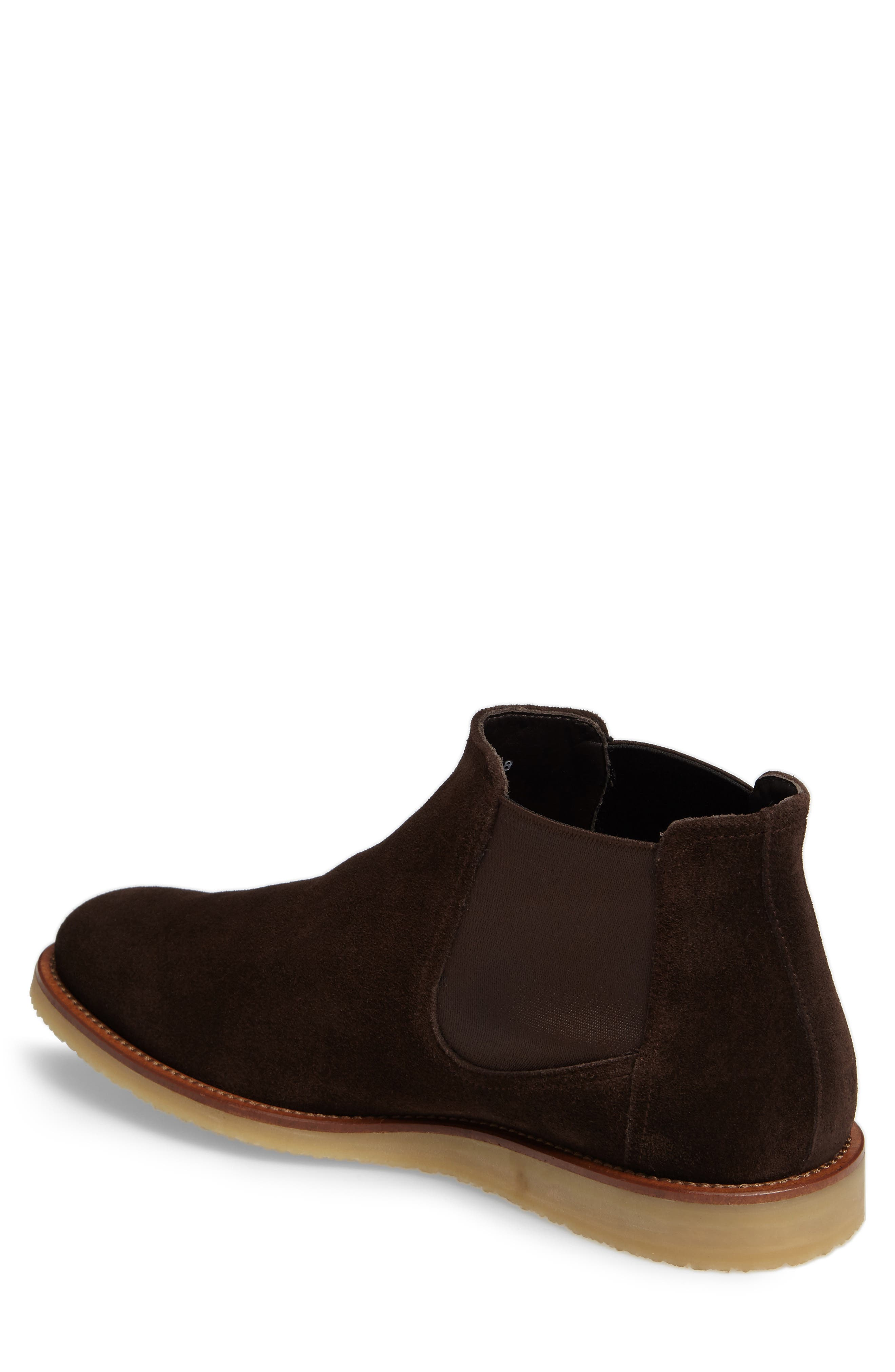 March Chelsea Boot,                             Alternate thumbnail 5, color,
