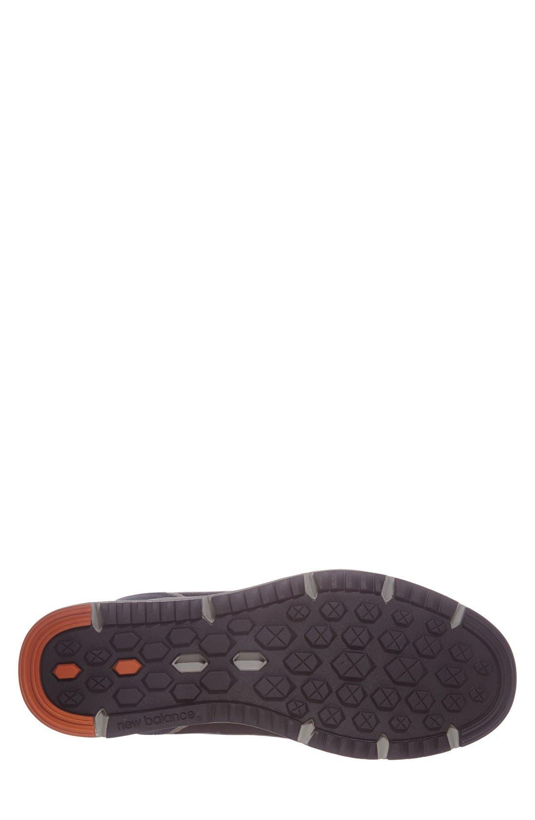 NEW BALANCE,                             '983' Walking Shoe,                             Alternate thumbnail 4, color,                             225