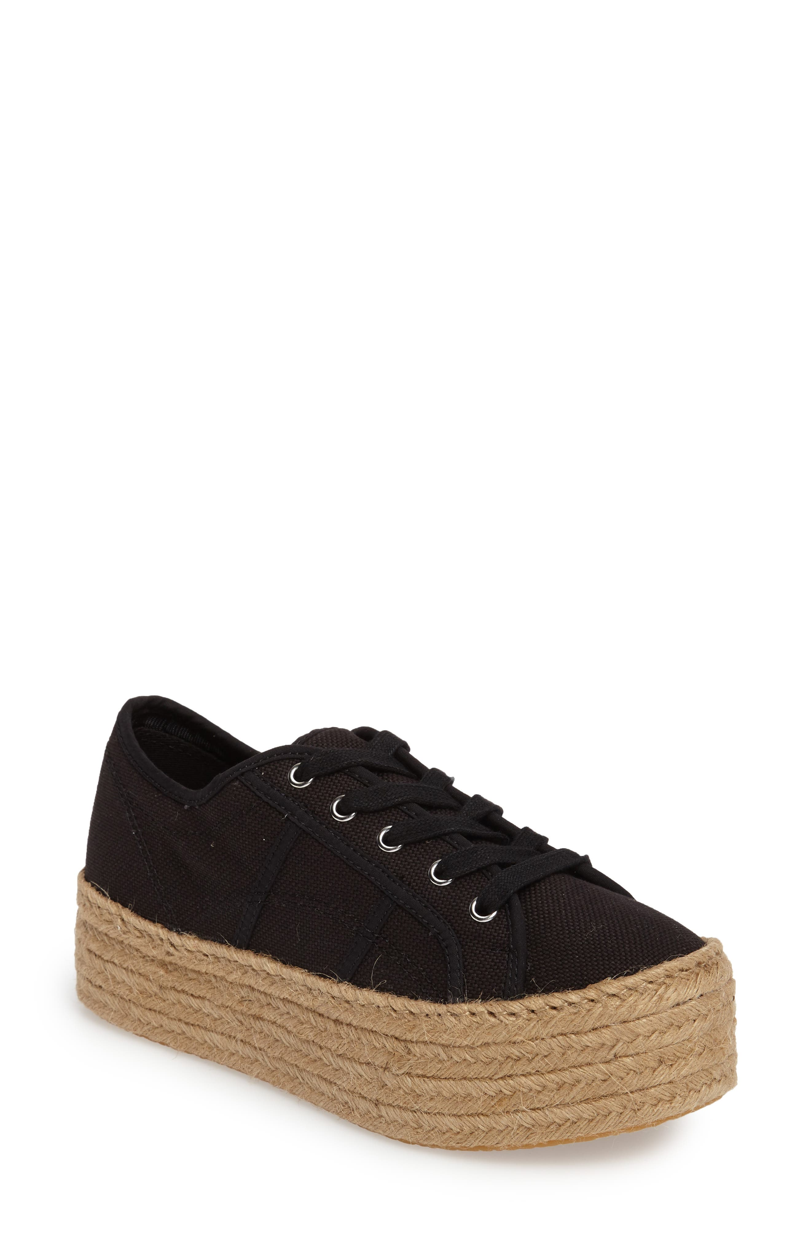 Hampton Platform Sneaker,                             Main thumbnail 1, color,                             007