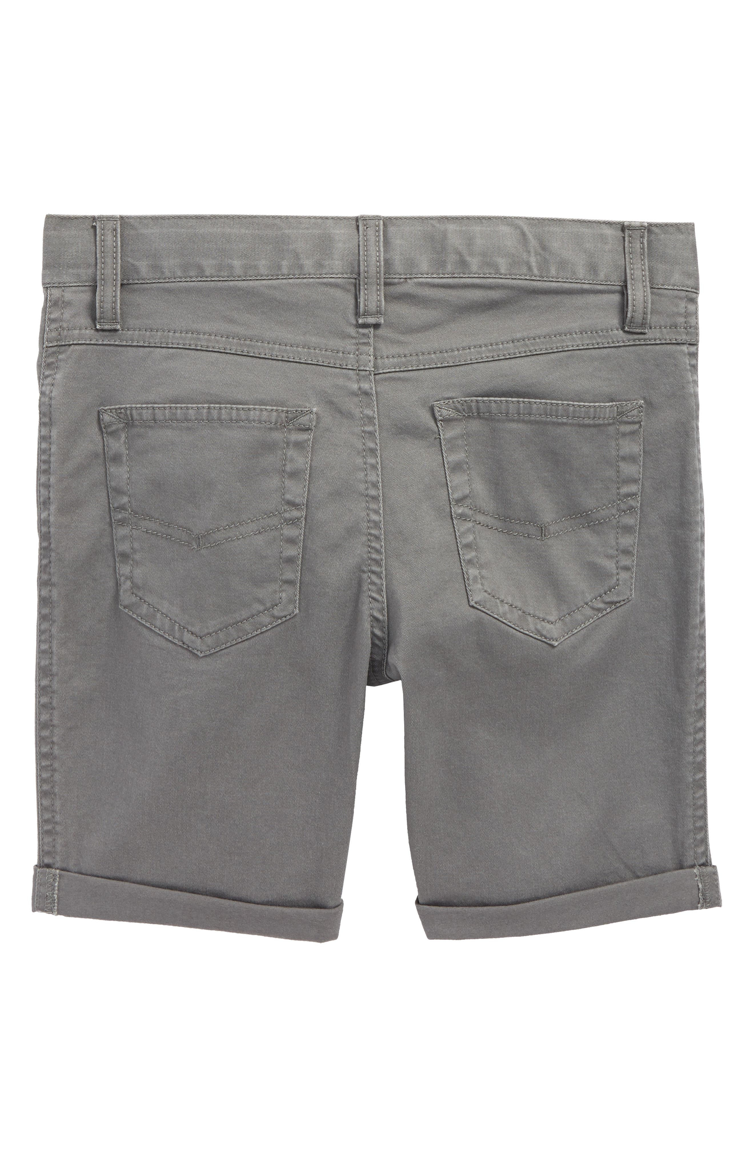 Stretch Twill Shorts,                             Alternate thumbnail 2, color,                             021