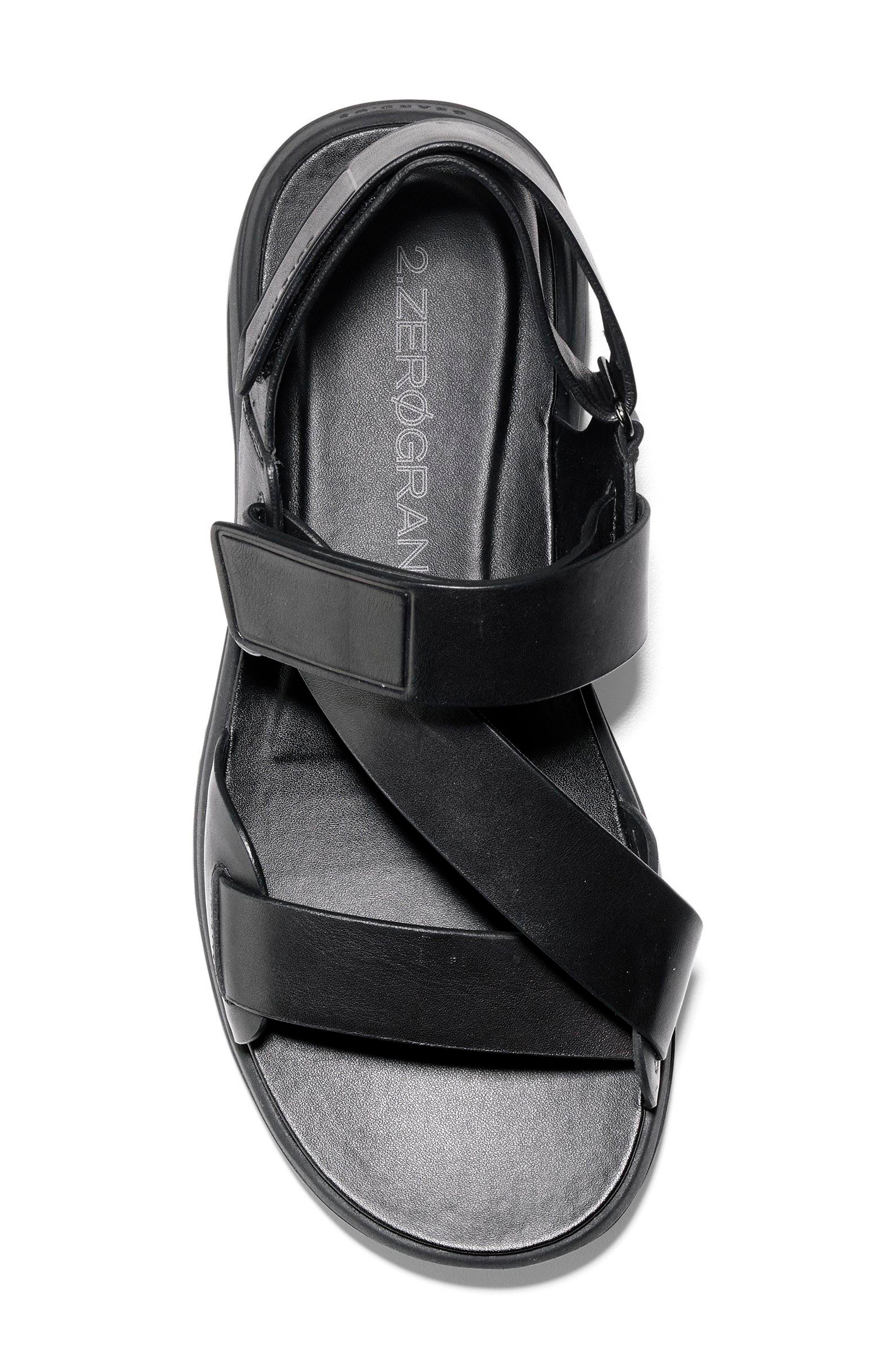 2.ZeroGrand Multistrap Sandal,                             Alternate thumbnail 5, color,                             003