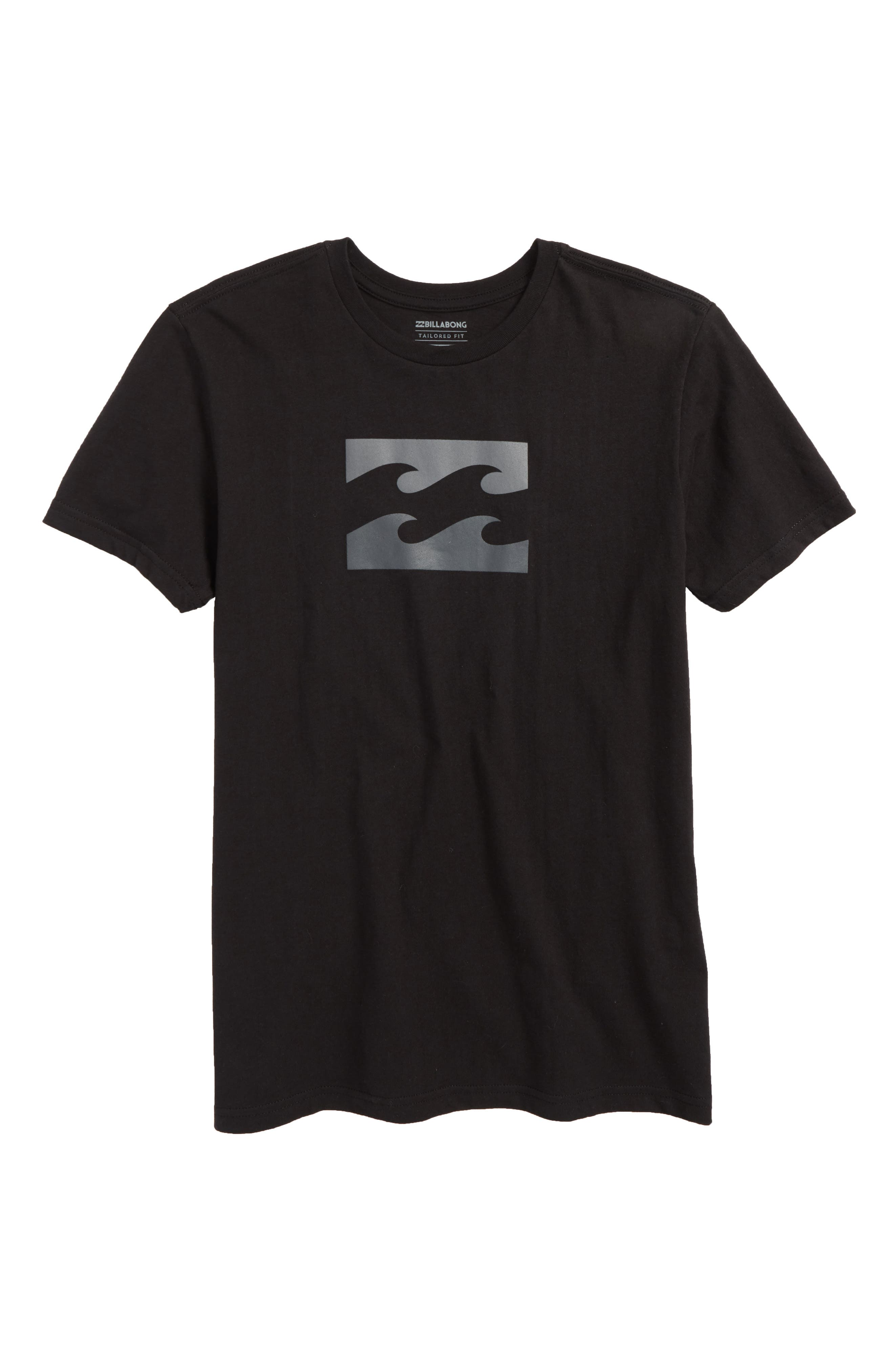 Wave T-Shirt,                         Main,                         color, 001