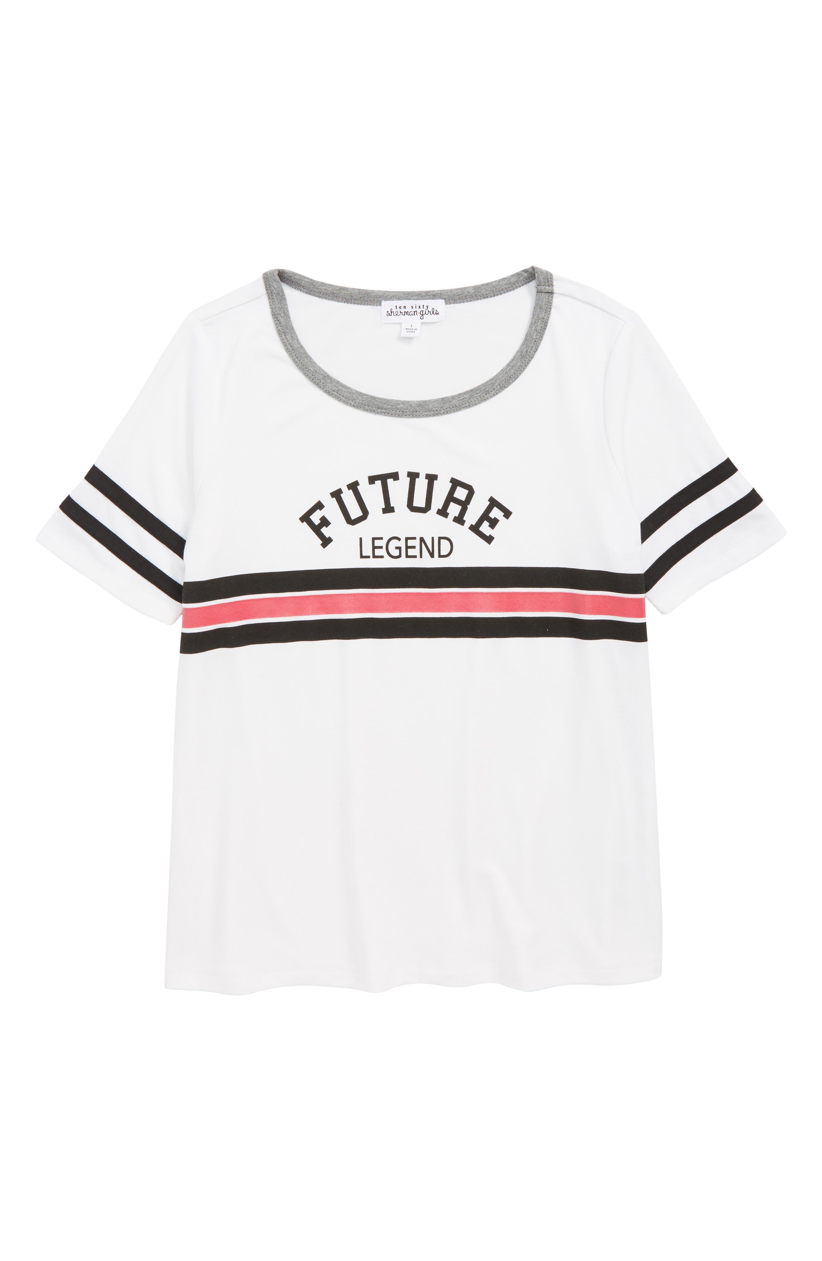 Future Legend Graphic Tee,                         Main,                         color, 115