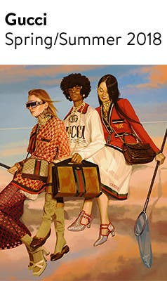 Gucci Spring Summer 2018 Pre Order Now